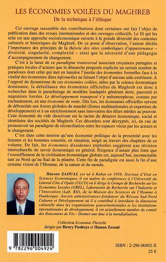 Les conomies voil es du maghreb de la technique l for Les economes catalogue