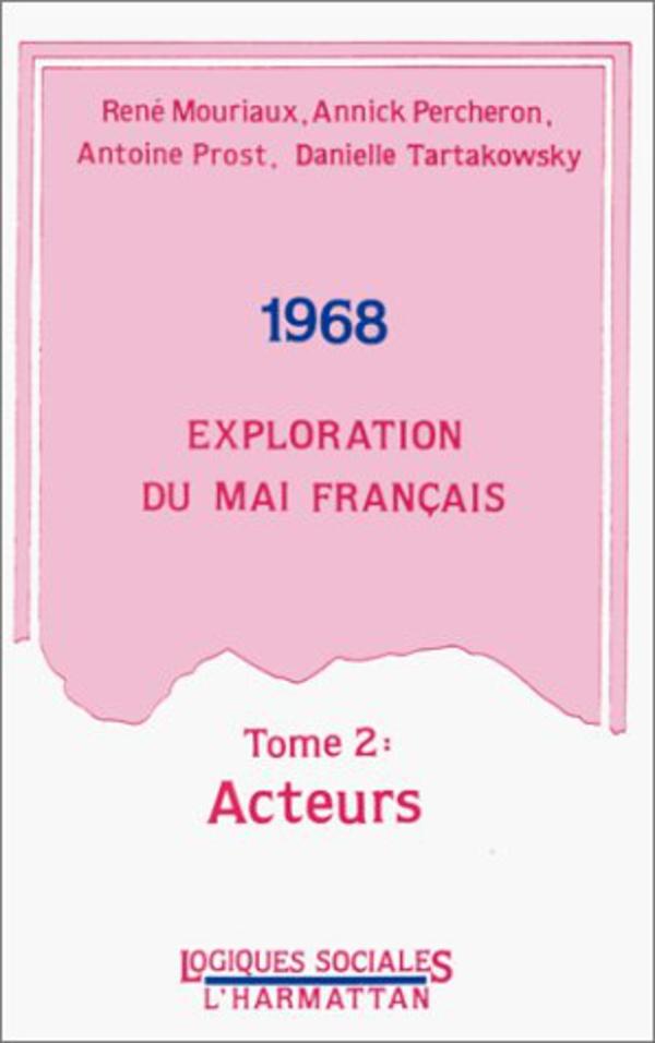 1968 Exploration du