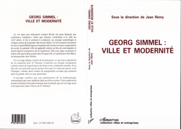 Georg Simmel :