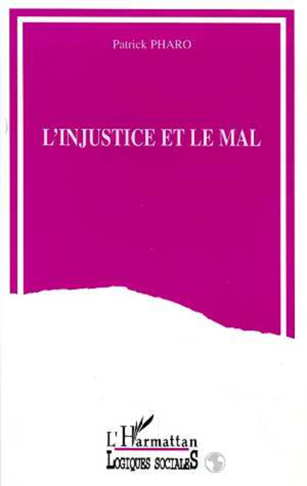 L'injustice et le