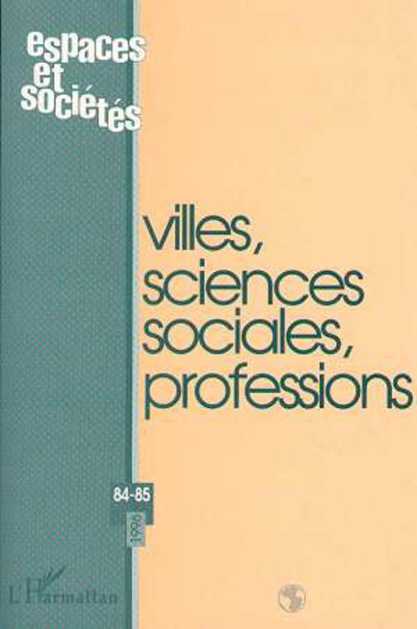 Villes, sciences
