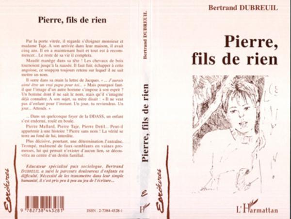 Pierre, fils de rien