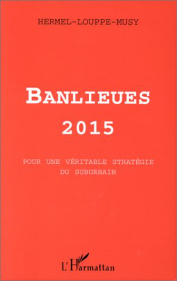 Banlieues 2015