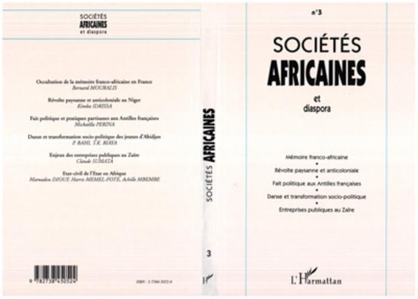 Sociétés africaines