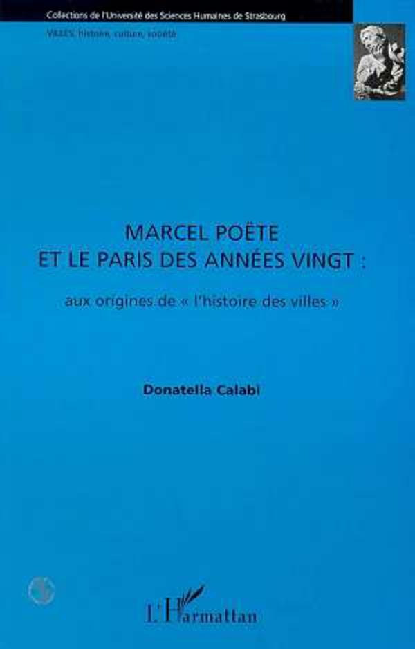 Marcel Poëte et le paris des années vingt