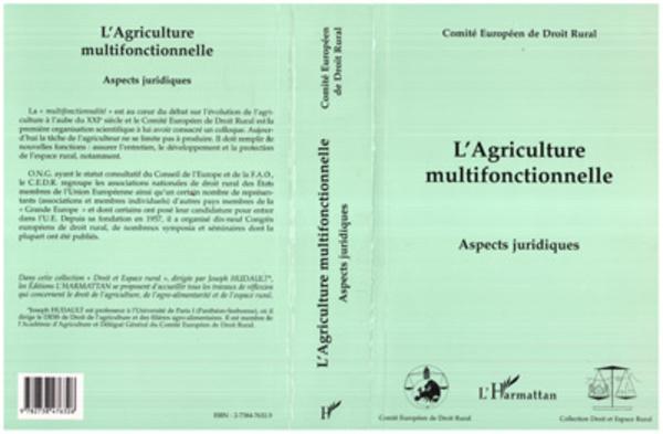 L'AGRICULTURE MULTIFONCTIONNELLE