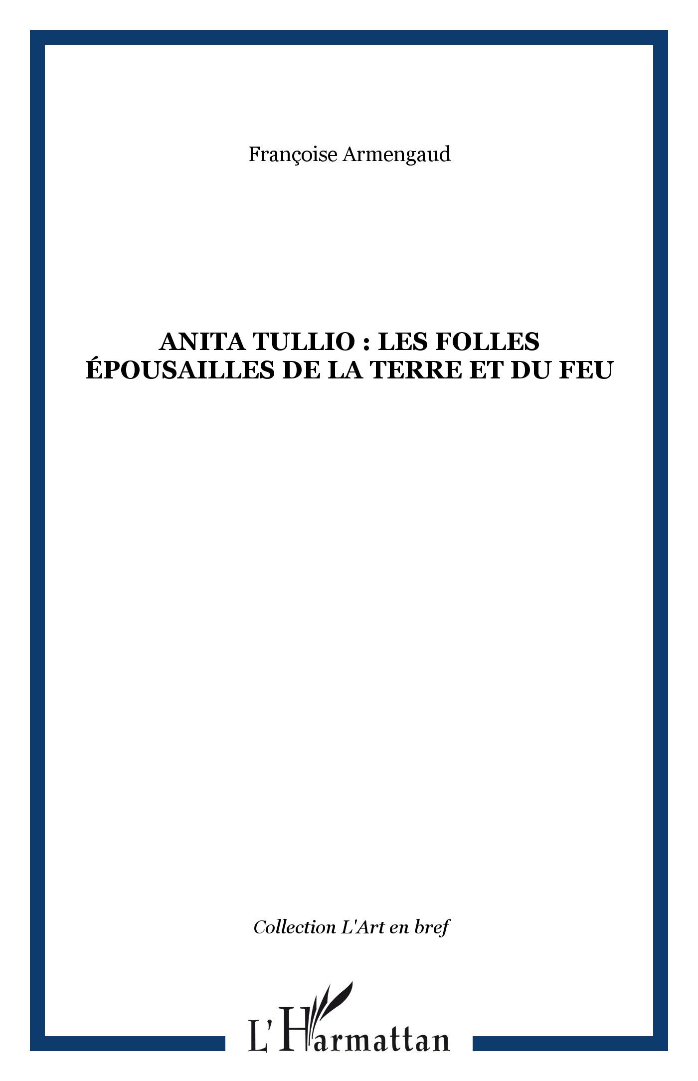 ANITA TULLIO : LES