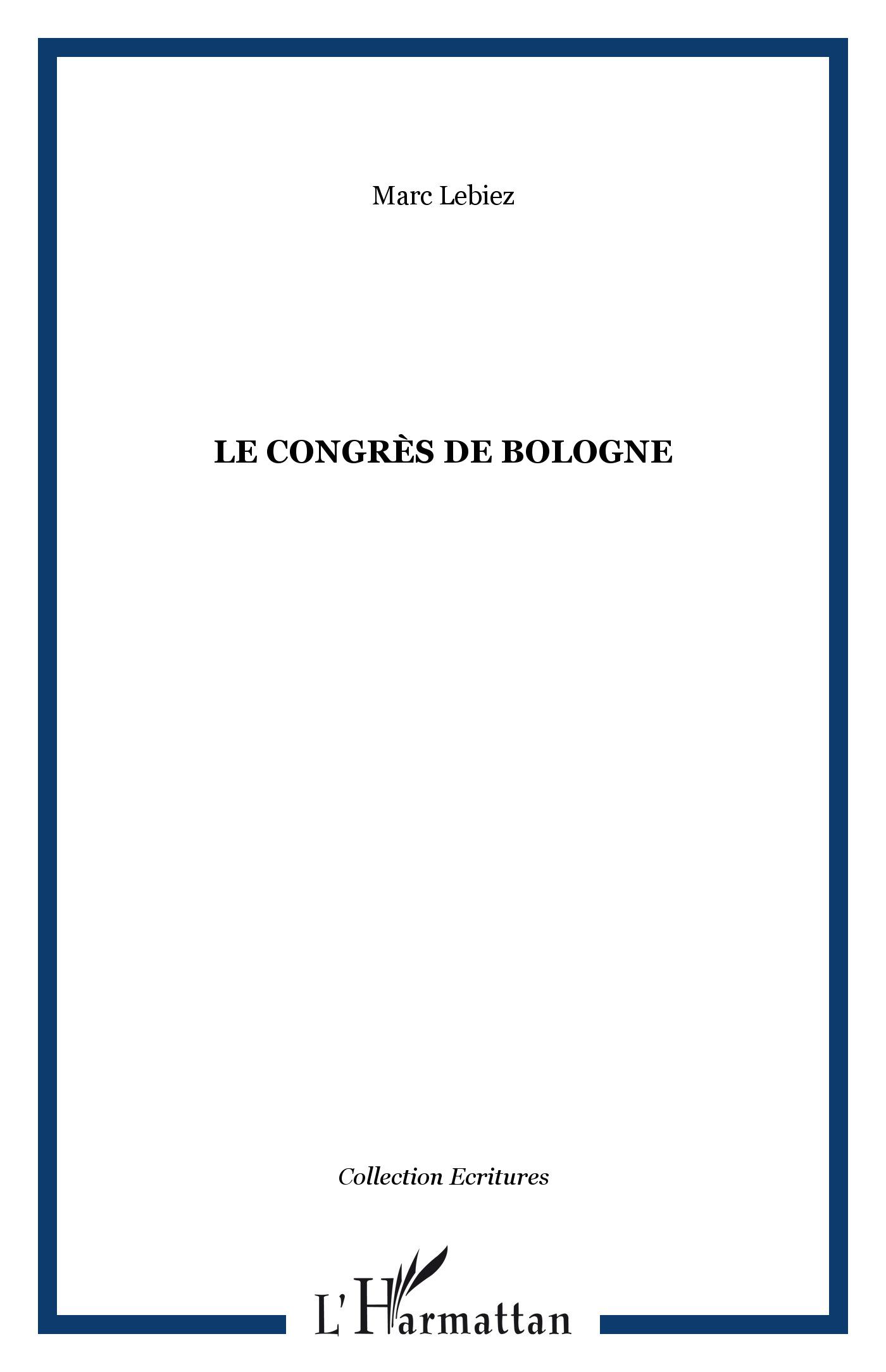 LE CONGRÈS DE