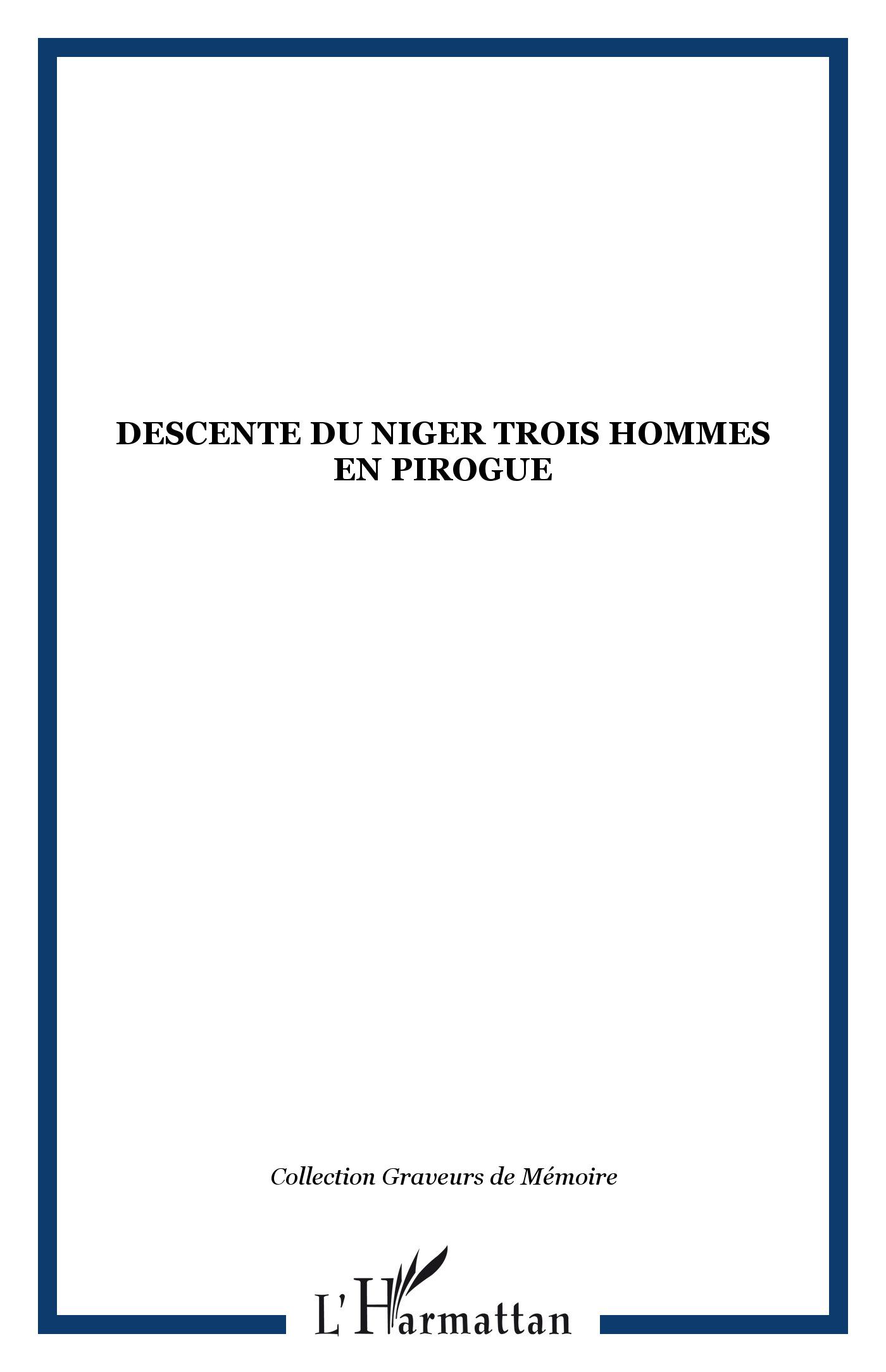 Descente du Niger