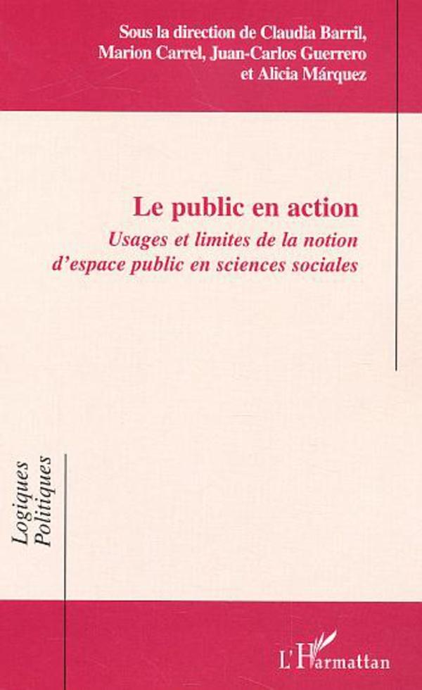 Le public en action