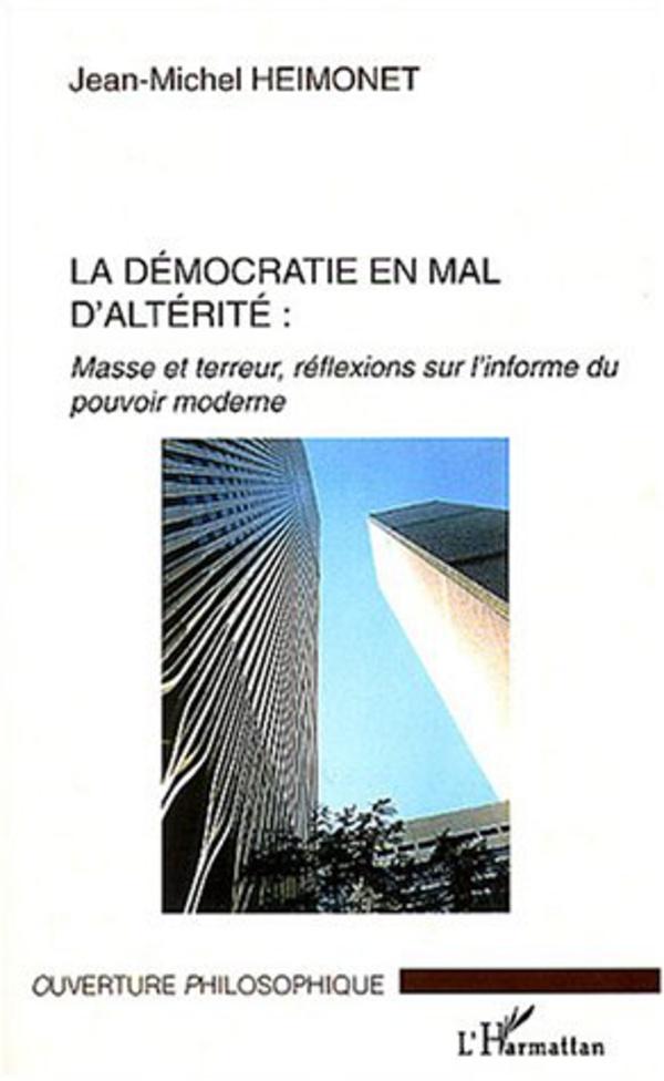 La démocratie en