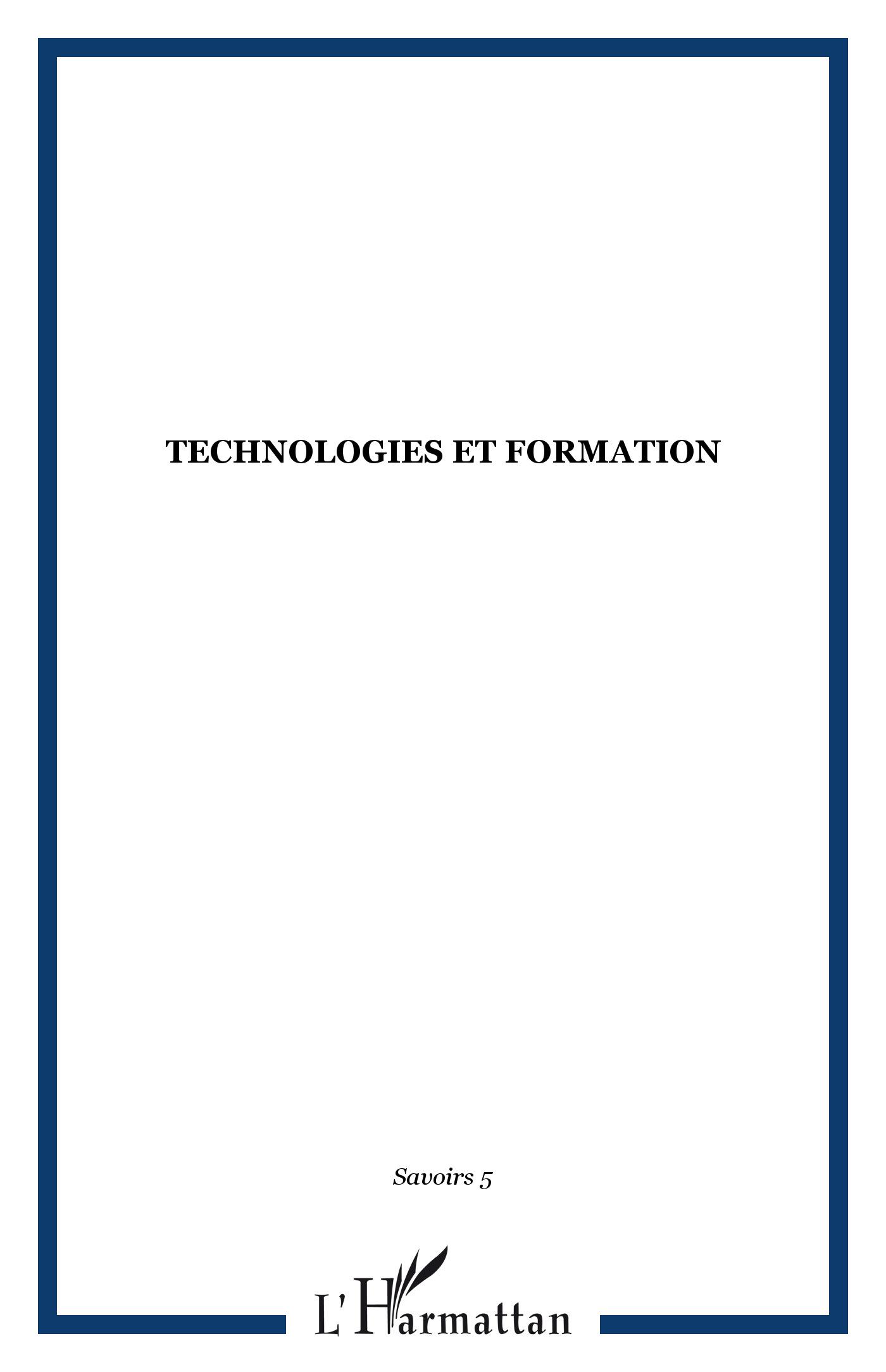 Technologies et