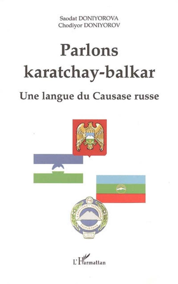 Une Langue Du Caucase Russe