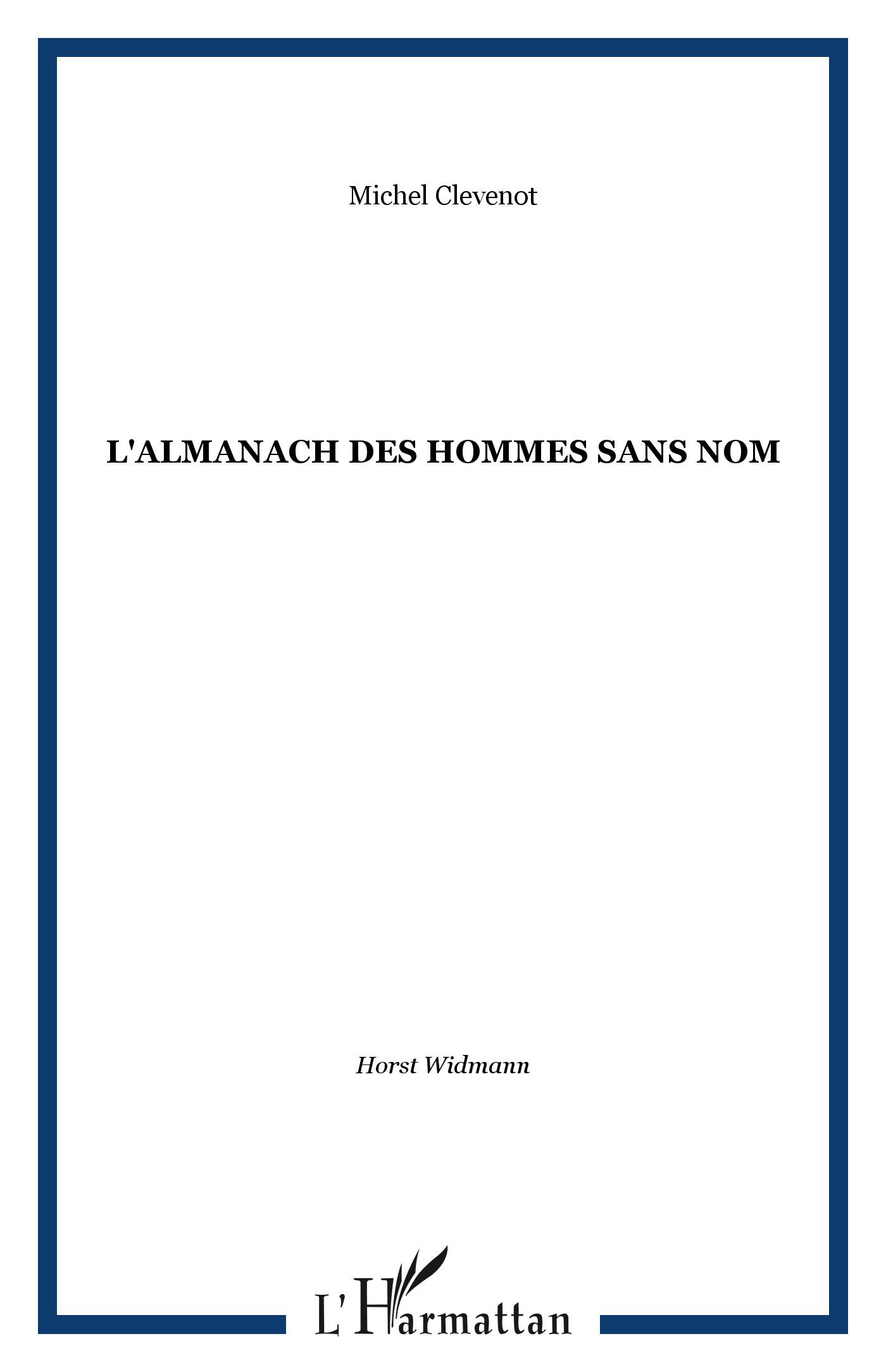 Le Livre Sans Nom Ebook