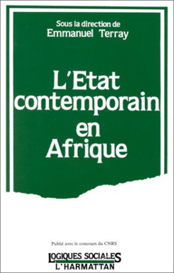 L'Etat contemporain