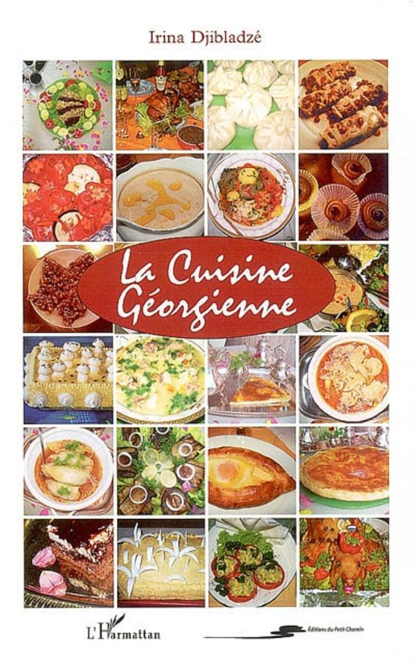 La cuisine g orgienne irina djibladz livre ebook epub - Cuisine irina ...