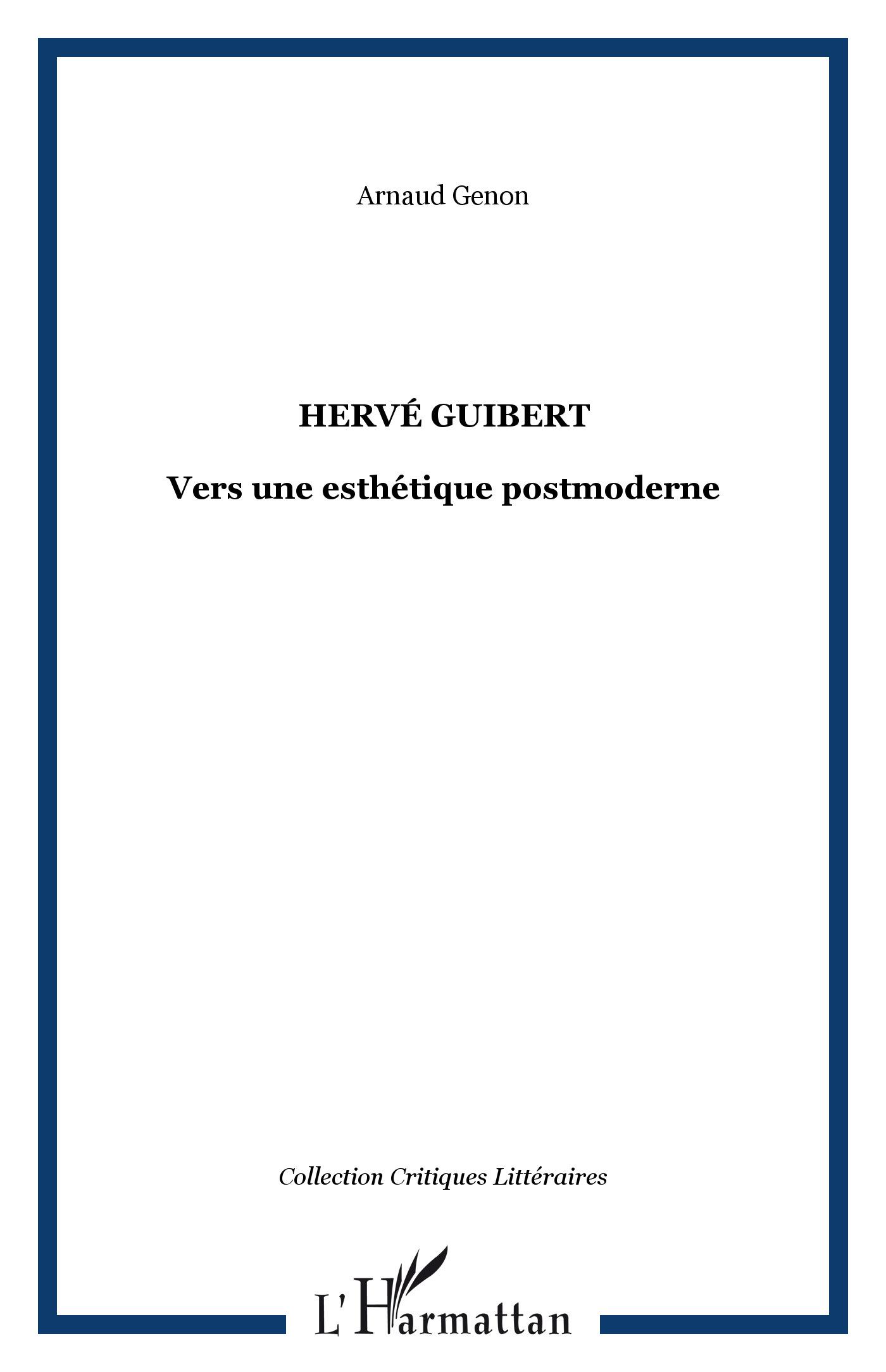 Hervé Guibert