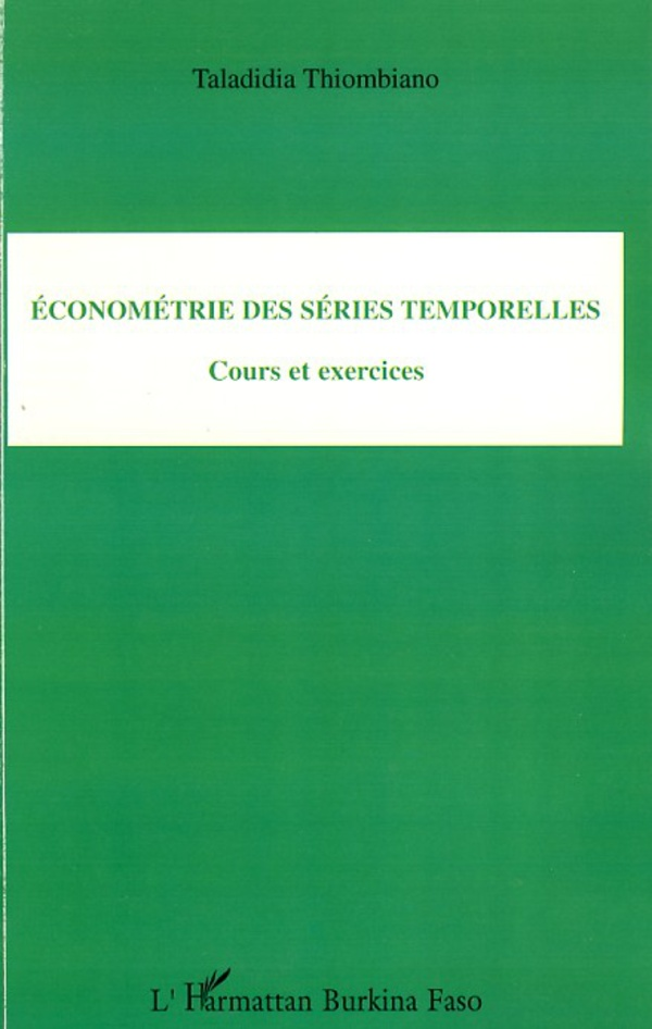 Cours Econometrie Ebook
