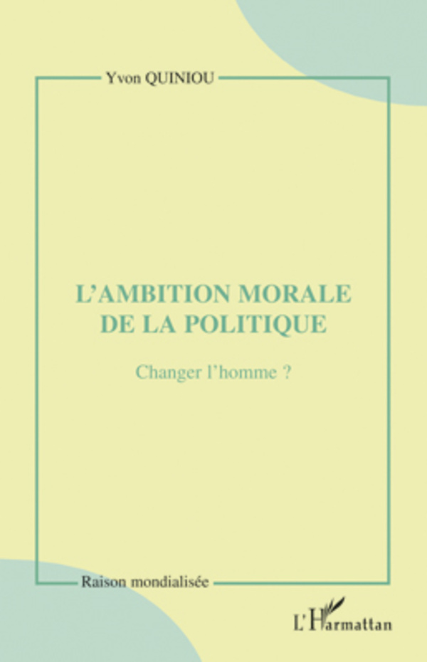 L'ambition morale