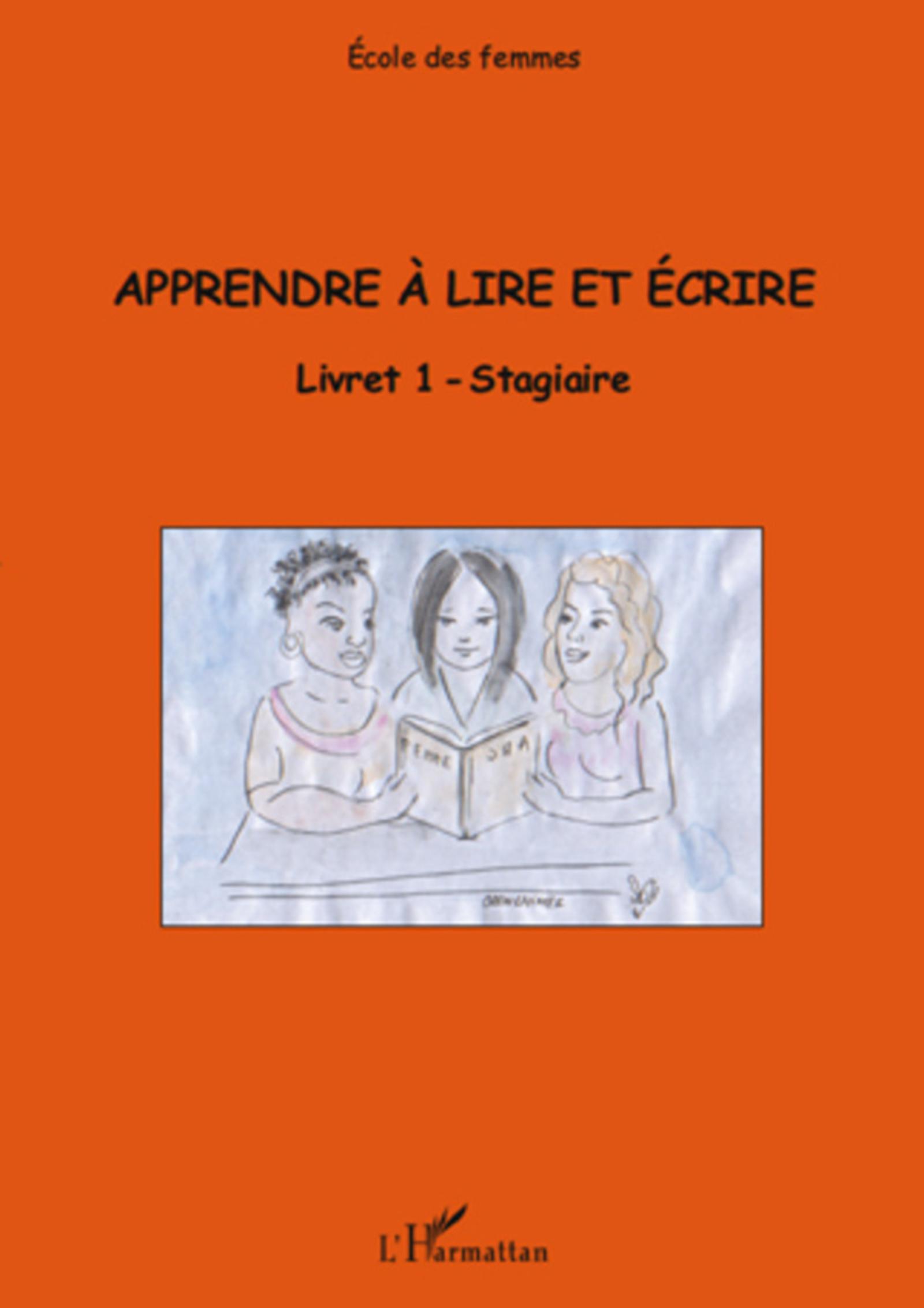 Apprendre lire et crire livret 1 stagiaire for Apprendre les livrets