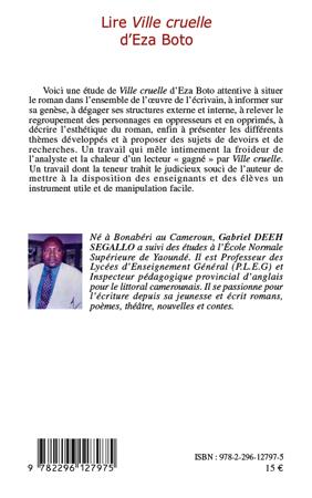 ROMAN EZA BOTO CRUELLE TÉLÉCHARGER VILLE D LE