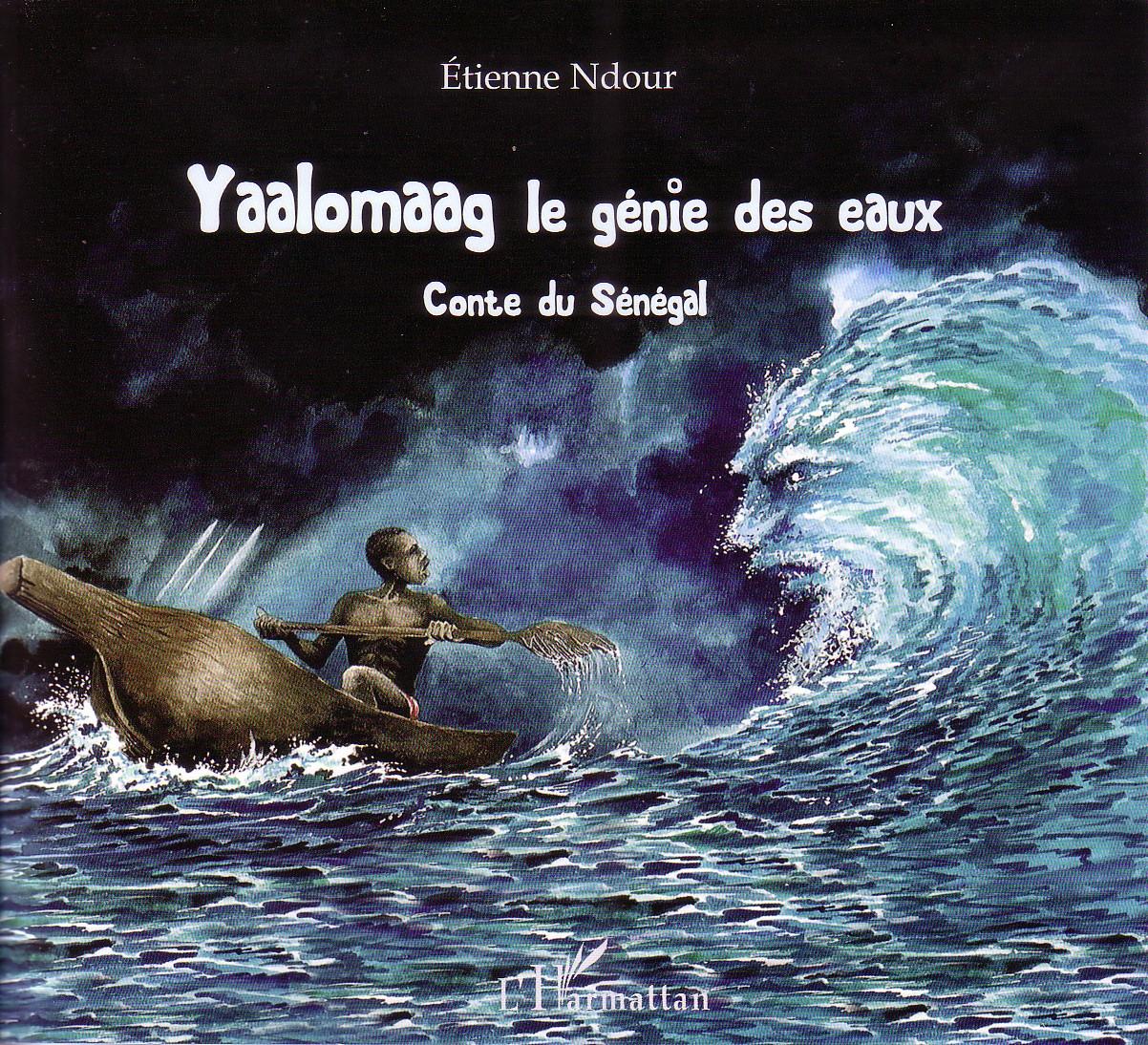 Yaalomaag le g nie des eaux conte du s n gal etienne ndour livre ebook epub for Genie des eaux