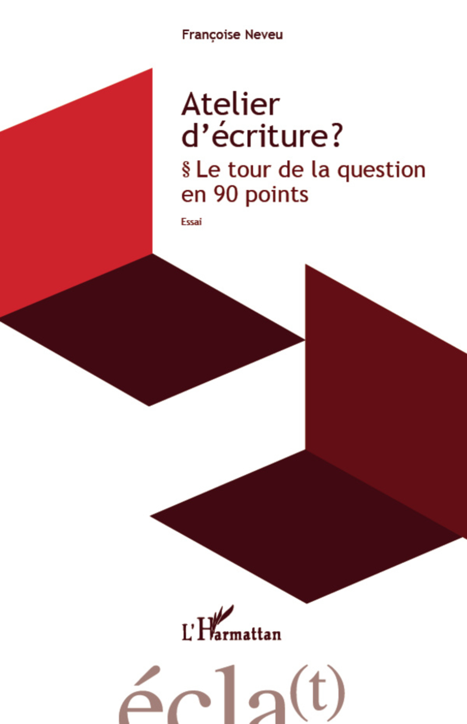 Atelier d 39 criture le tour de la question en 90 points for Ecriture en miroir psychologie