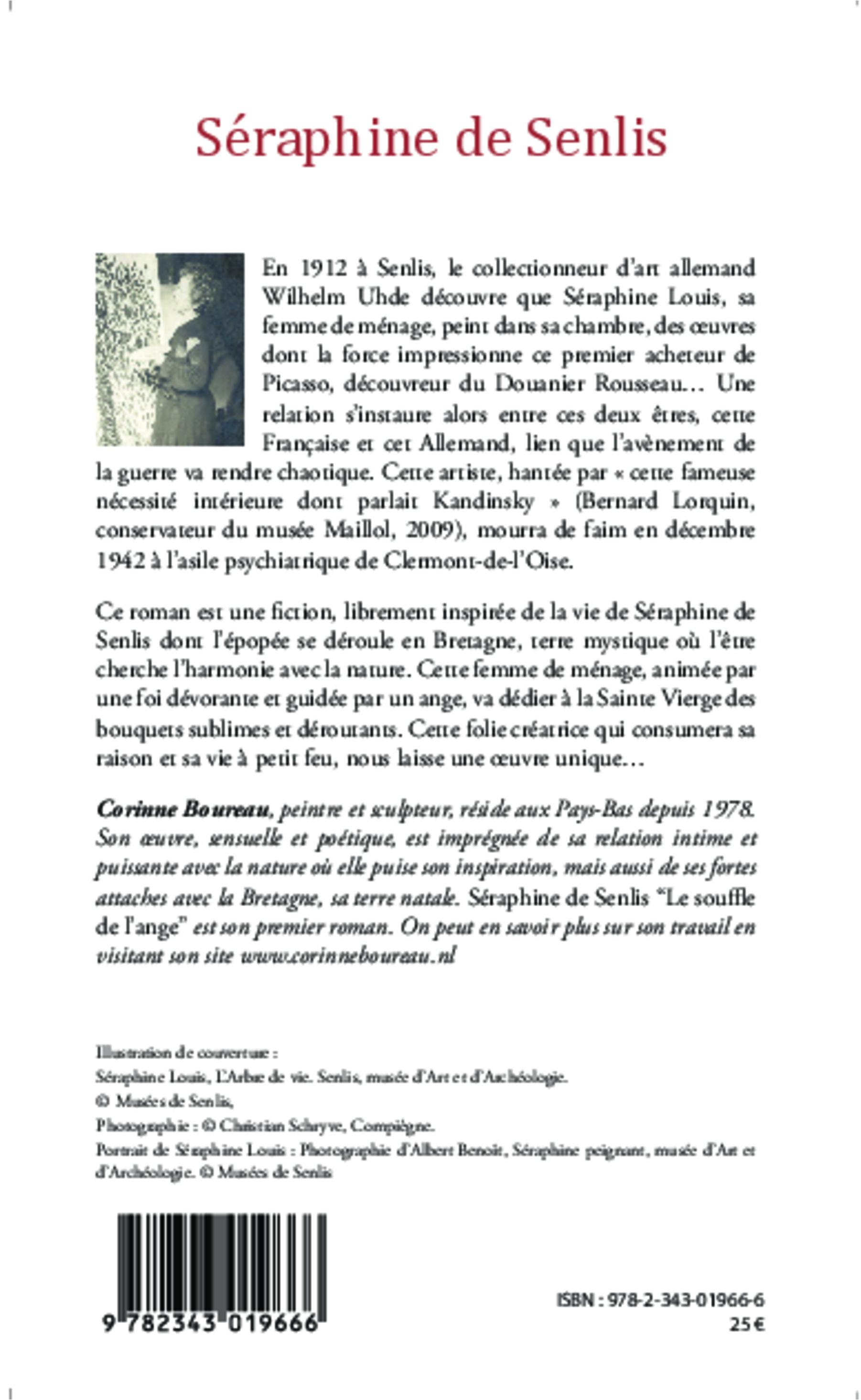 S raphine de senlis le souffle de l 39 ange roman corinne boureau livre ebook epub - Cherche femme de chambre ...