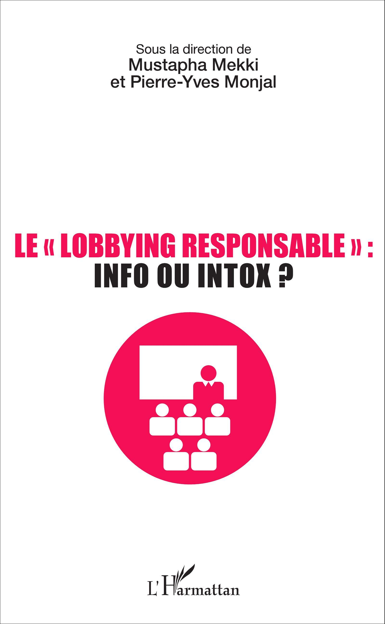 Le lobbying responsable info ou intox sous la direction de mustapha mek - Loyer fictif info ou intox ...