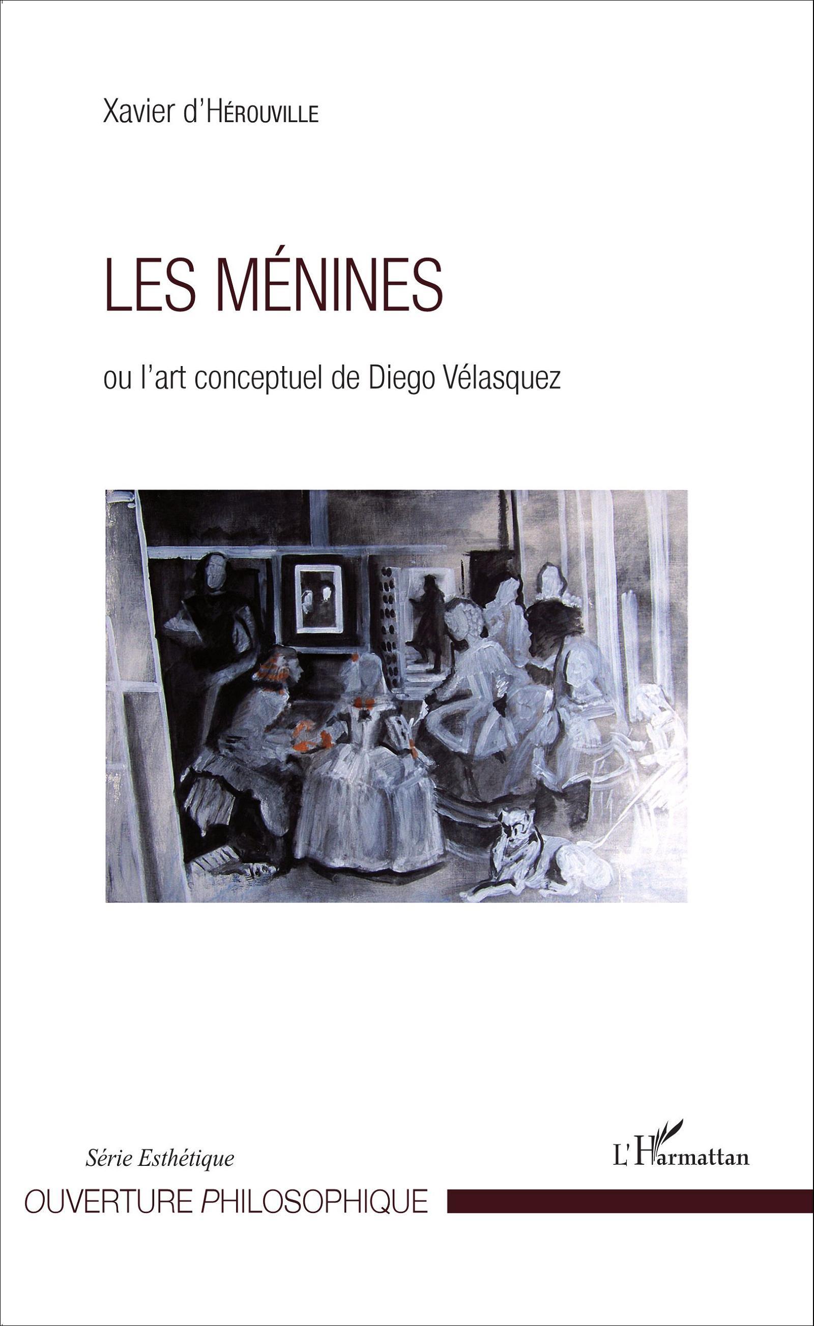 Les m nines ou l 39 art conceptuel de diego v lasquez for Art conceptuel peinture