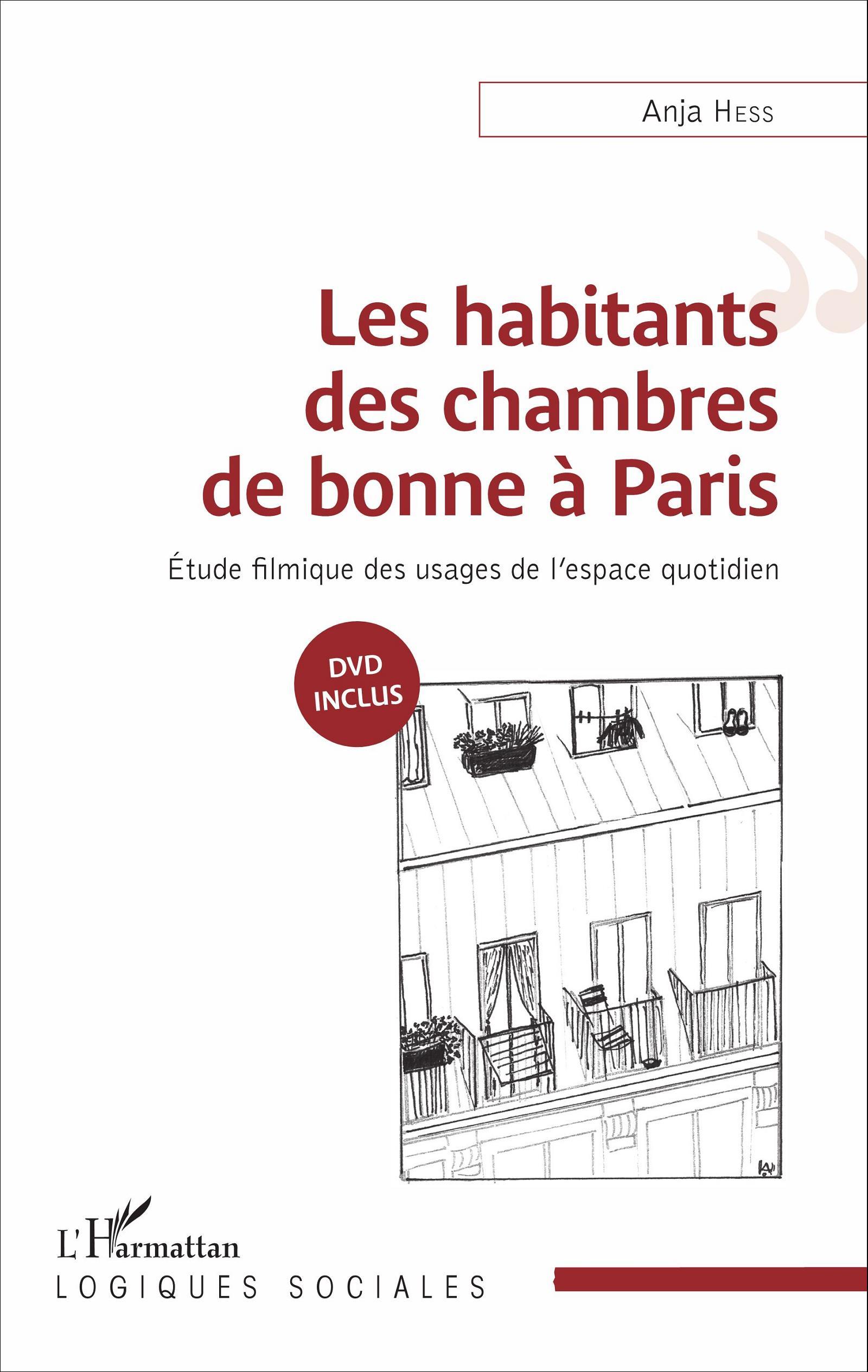 LES HABITANTS DES CHAMBRES DE BONNE € PARIS étude filmique des
