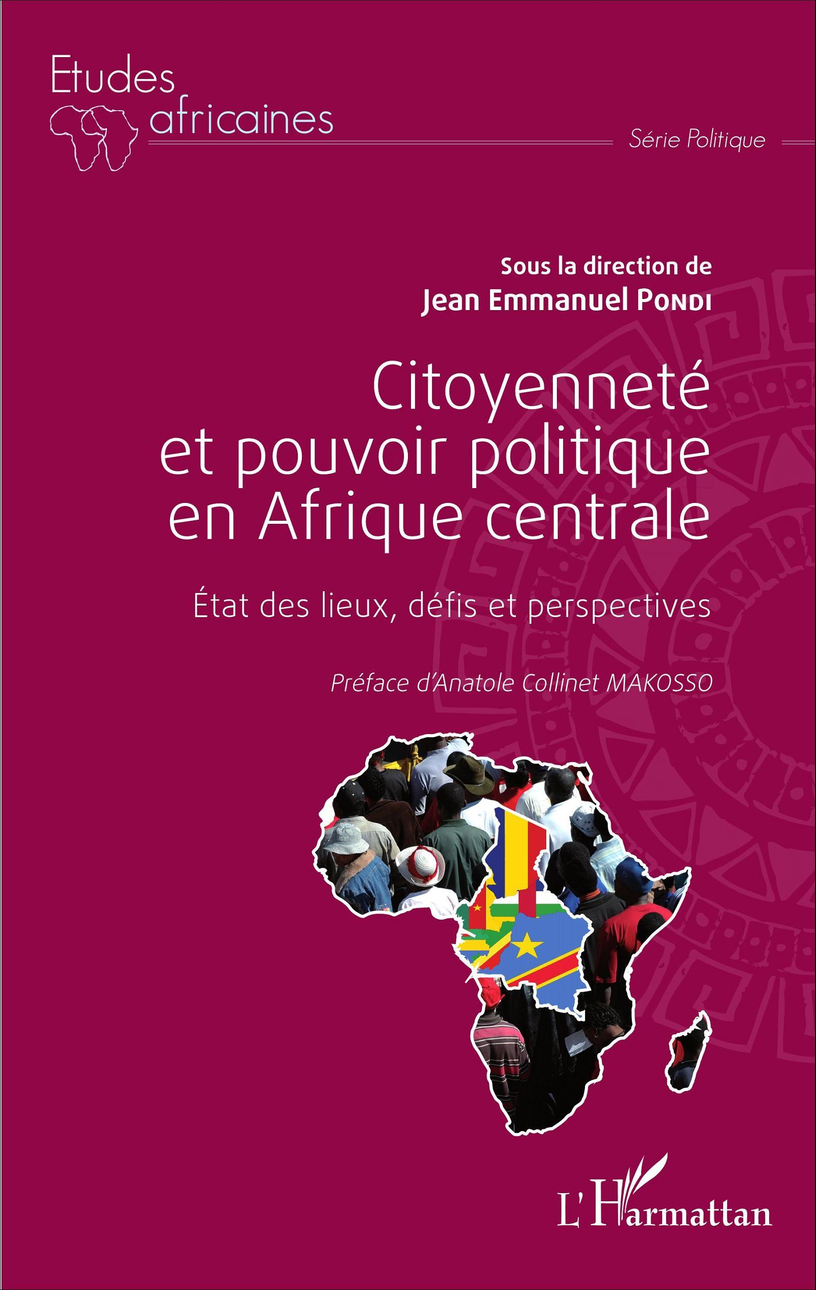 citoyennet u00c9 et pouvoir politique en afrique centrale