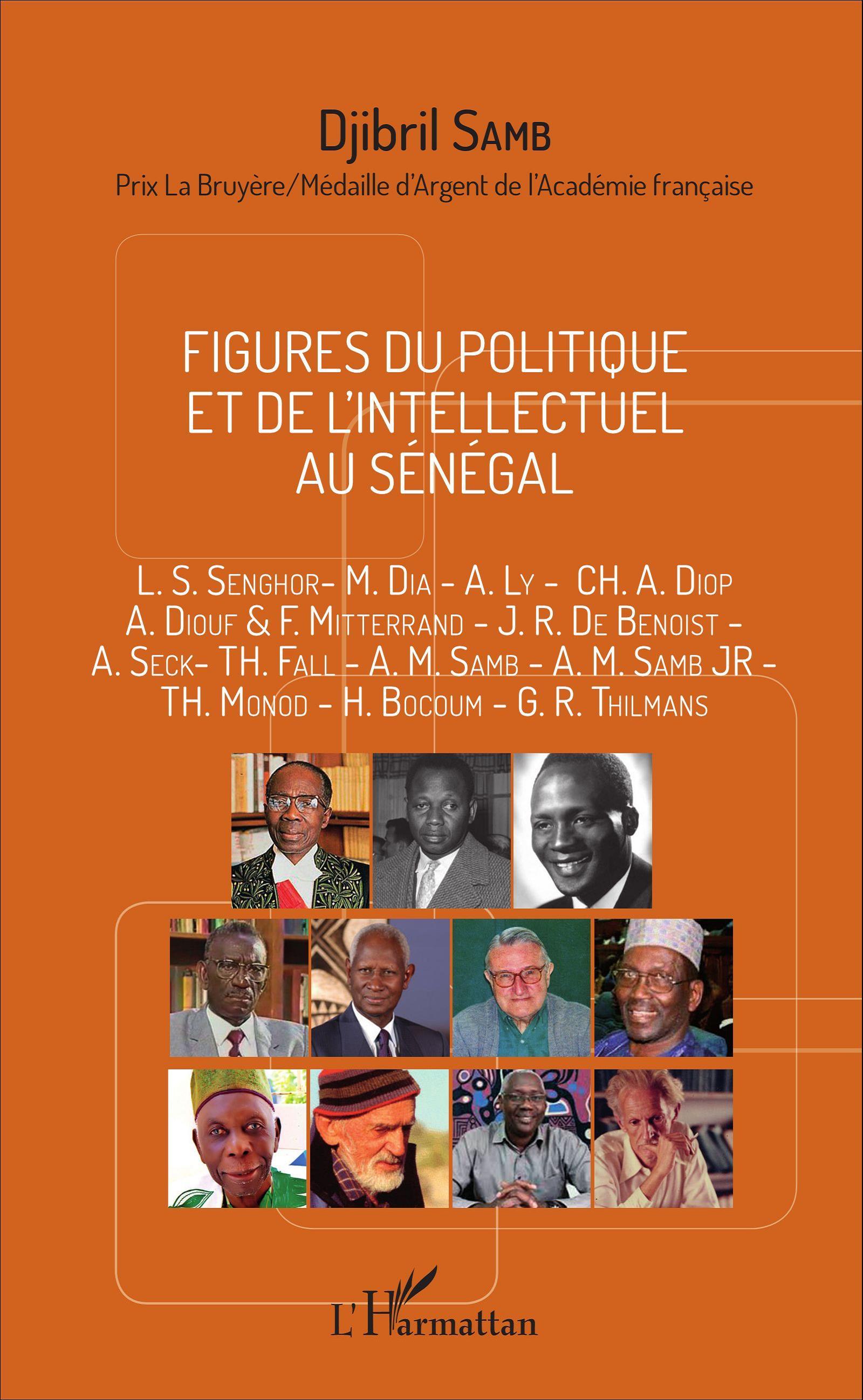 Figures du politique et de l'intellectuel au Sénégal