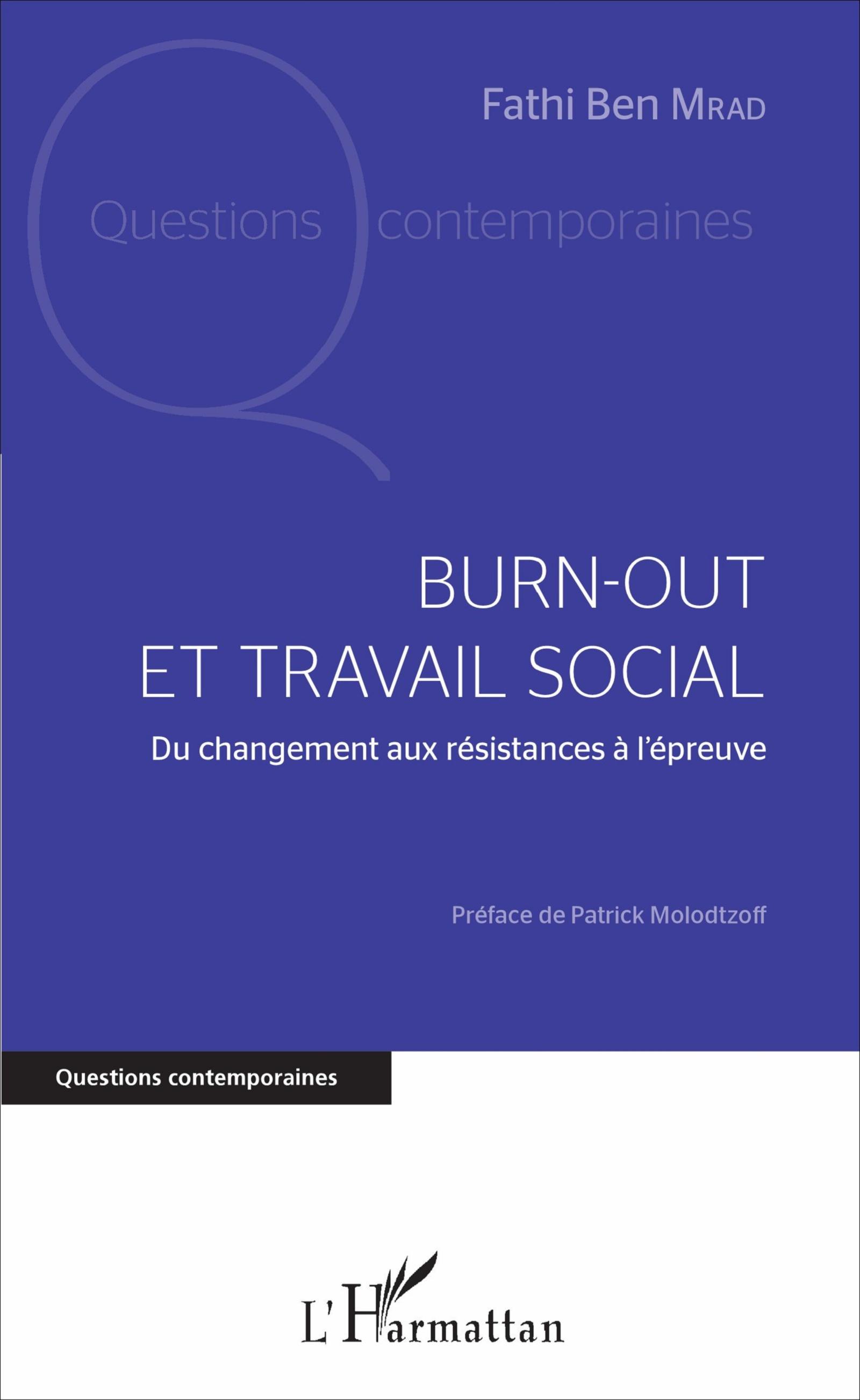 7c444a914d3 BURN-OUT ET TRAVAIL SOCIAL - Du changement aux résistances à l ...