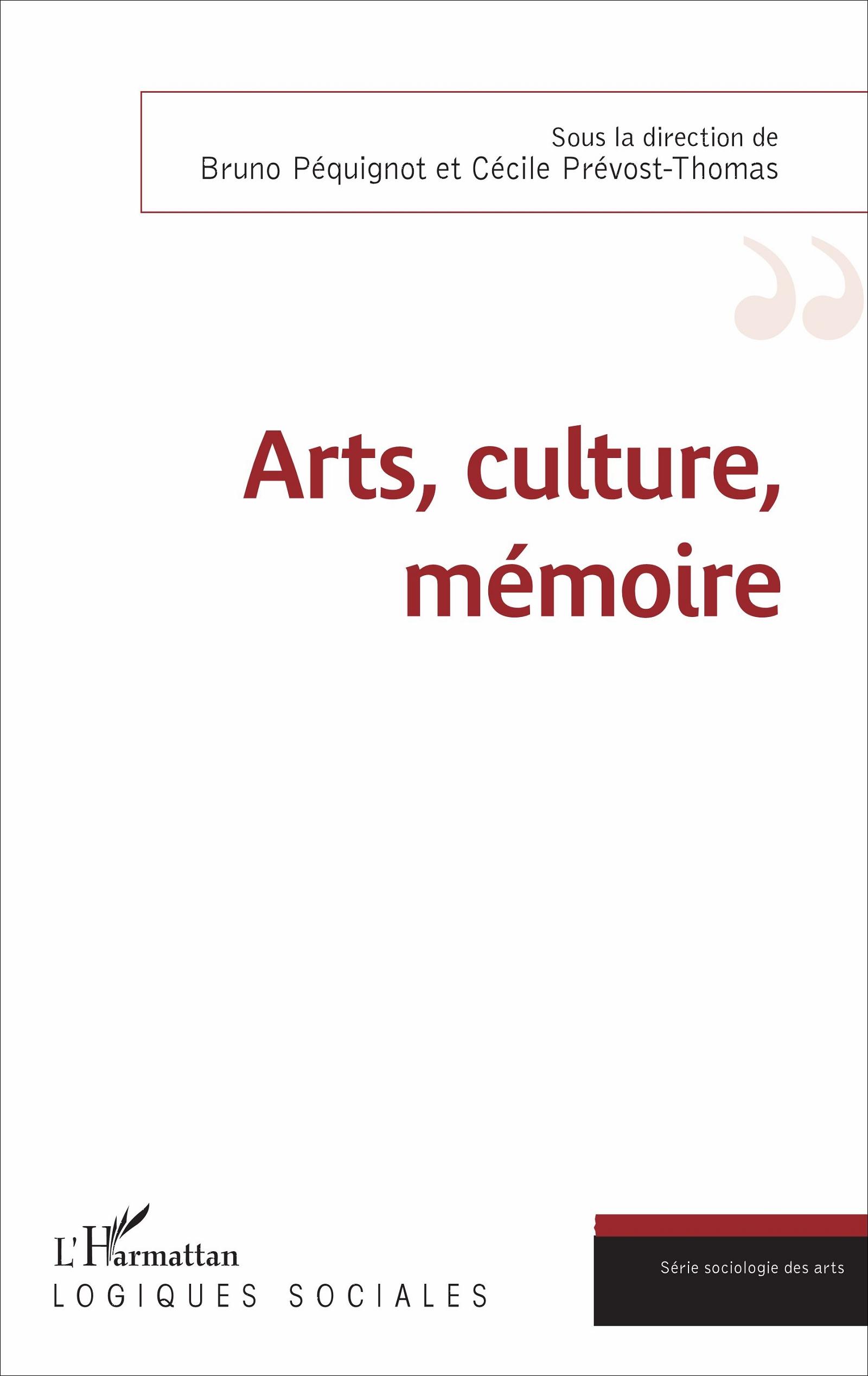 Arts, culture,