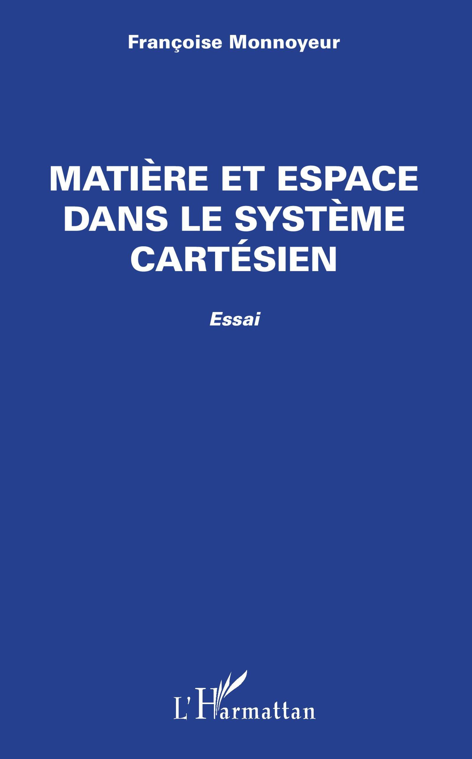 Matière et espace