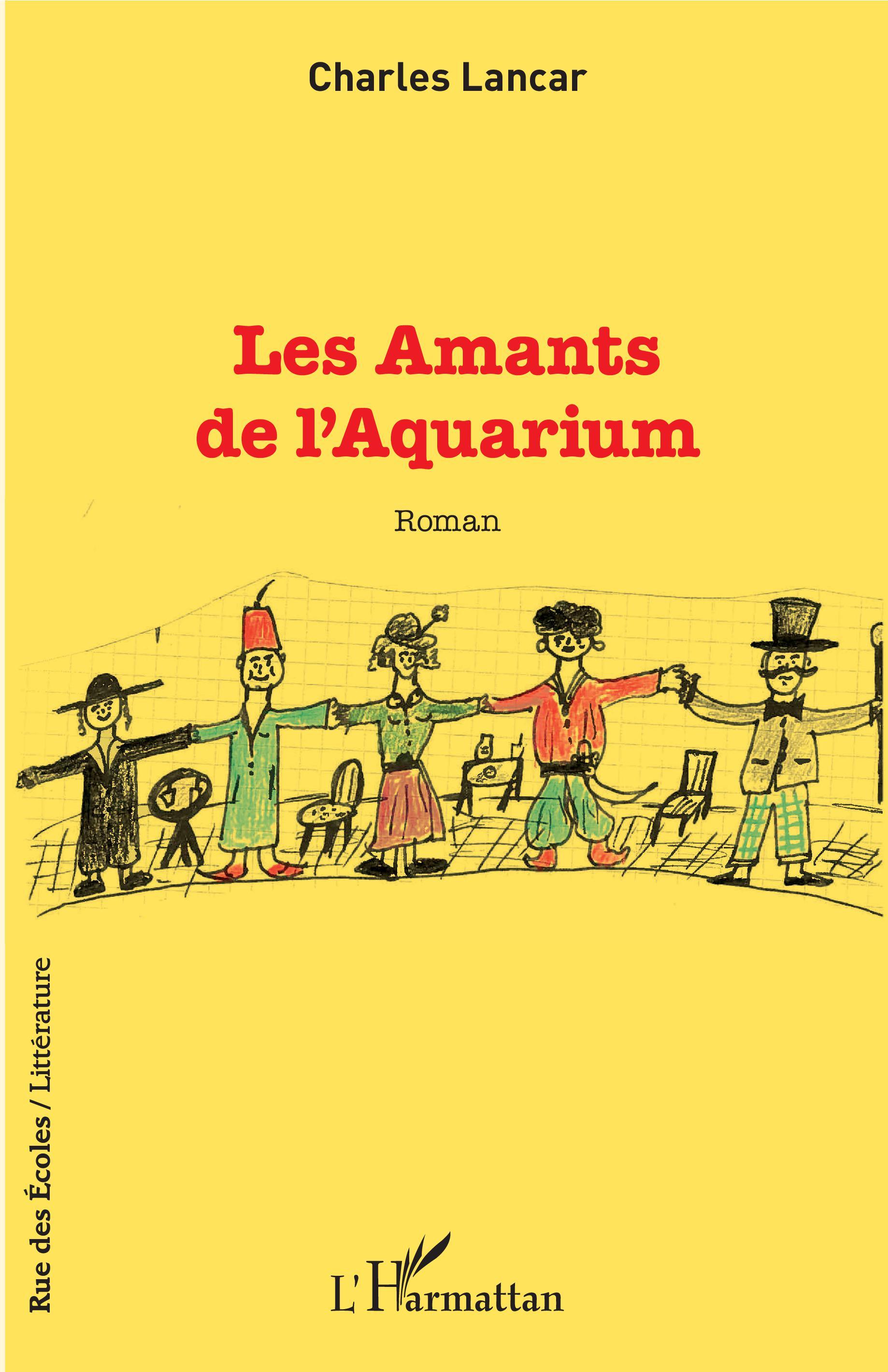 Laquarium (Littérature française) (French Edition)
