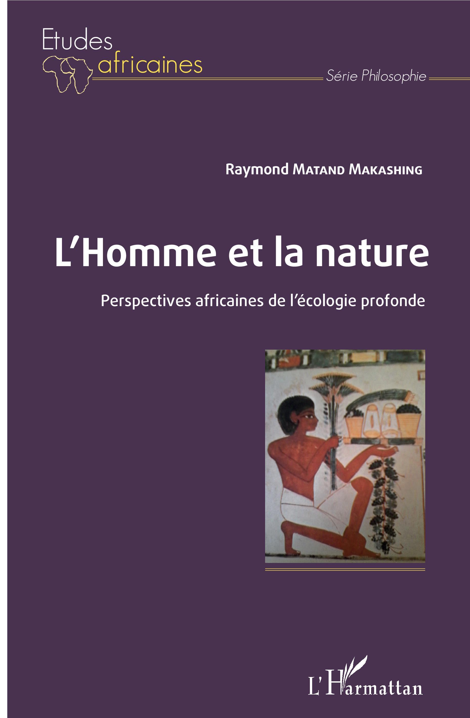 L'HOMME ET LA NATURE - Perspectives africaines de l ...