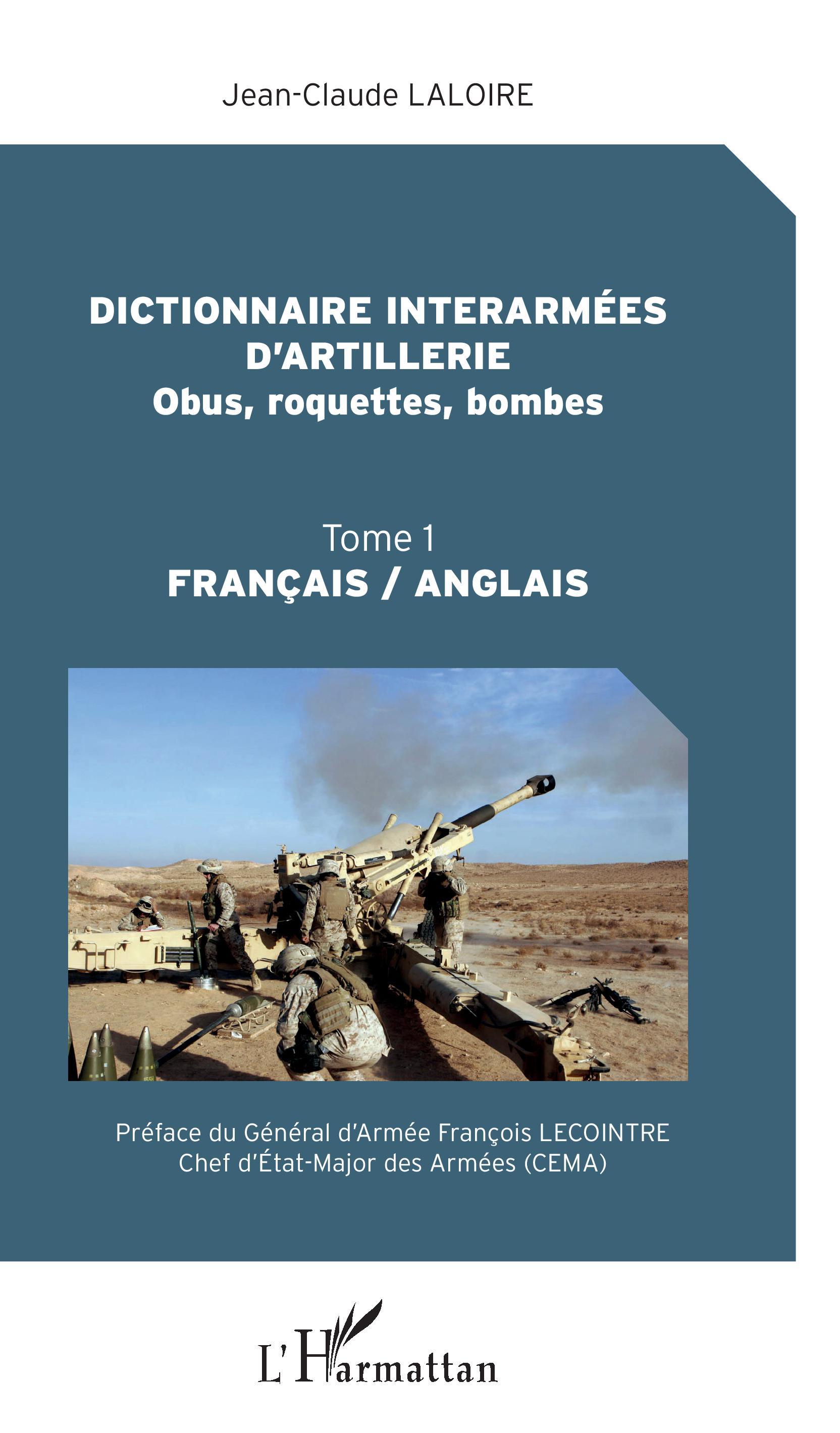 Dictionnaire Interarmees D Artillerie Obus Roquettes