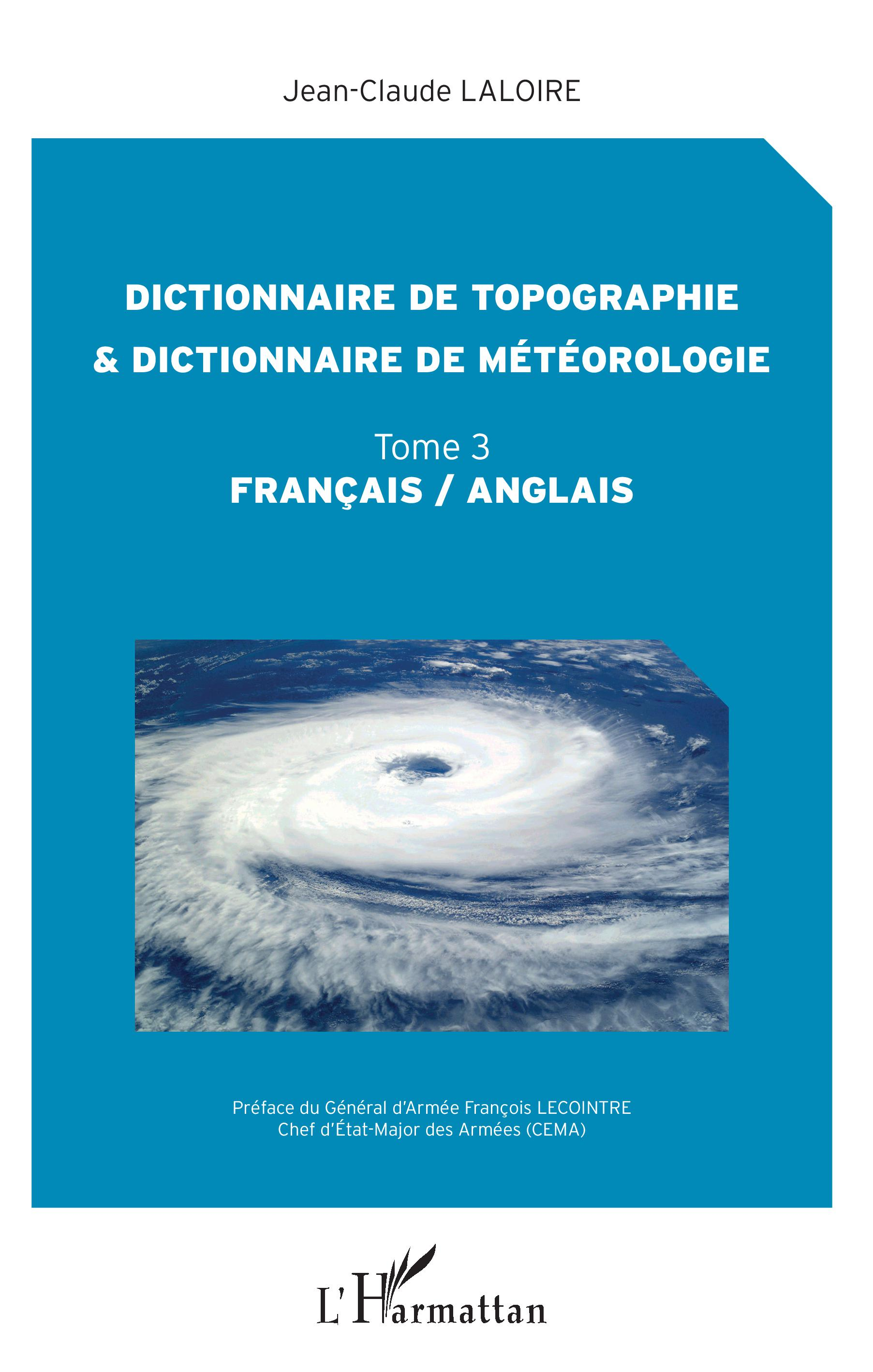 Dictionnaire De Topographie Et Dictionnaire De Meteorologie