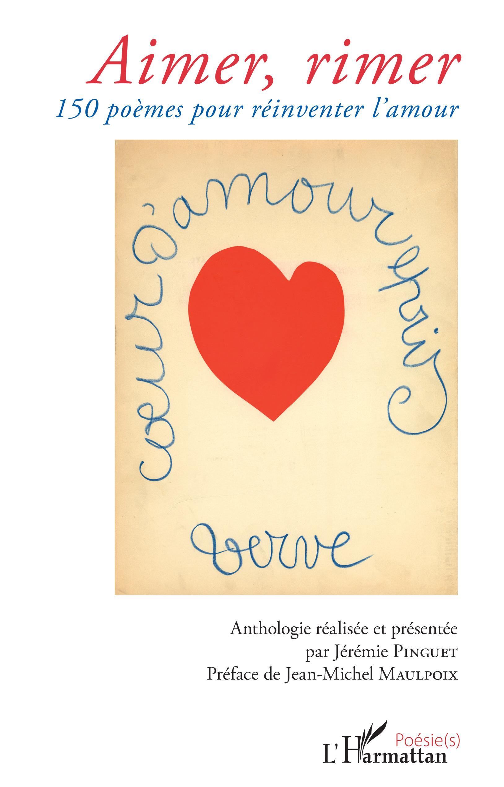 Ebook Aimer Rimer 150 Poèmes Pour Réinventer Lamour De