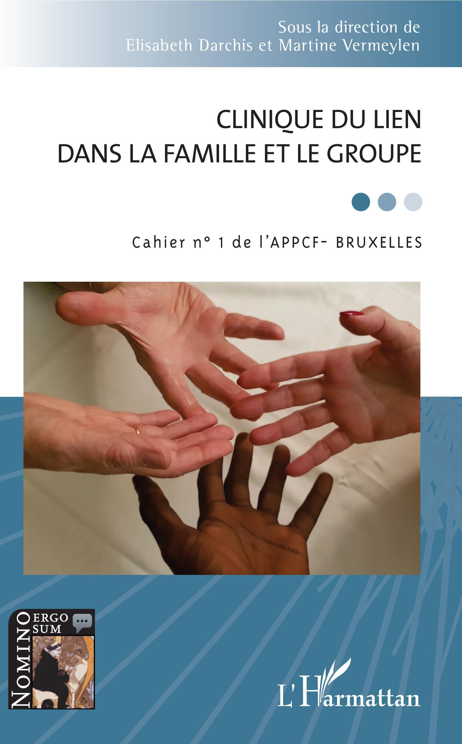 Clinique Du Lien Dans La Famille Et Le Groupe Cahier N 1 De L Appcf Bruxelles Sous La Direction De Elisabeth Darchis Et Martine Vermeylen Livre Ebook Epub