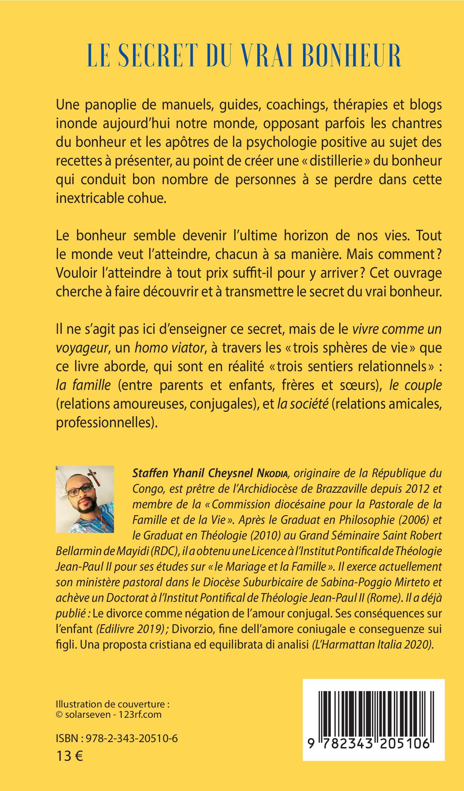 Le Secret Du Vrai Bonheur Contre La Dictature De L Individualisme Staffen Yhanil Cheysnel Nkodia Livre Ebook Epub Idee Lecture Ete