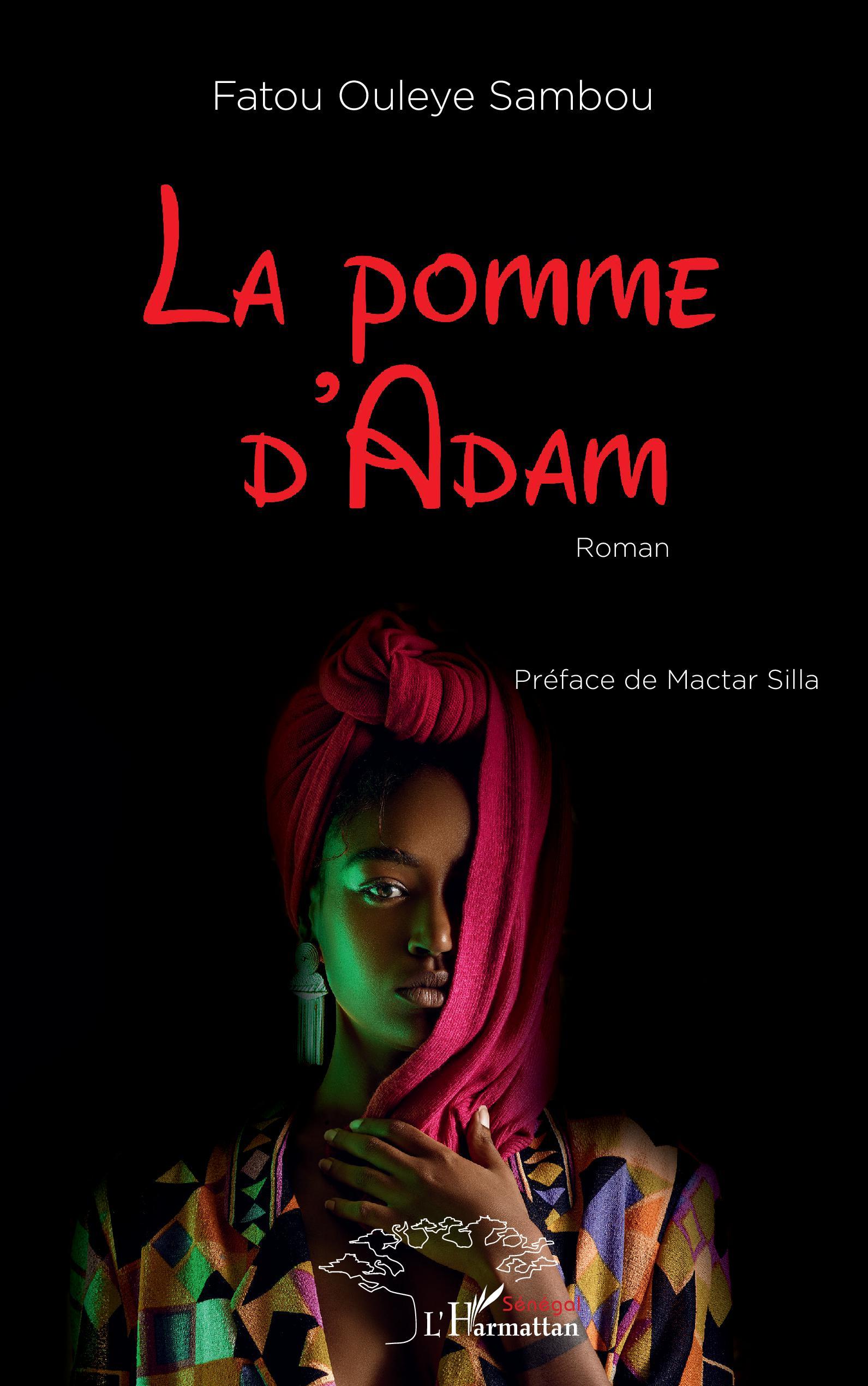 « La pomme d'Adam » : Une ancienne journaliste de Afrikmag sort un roman explosif