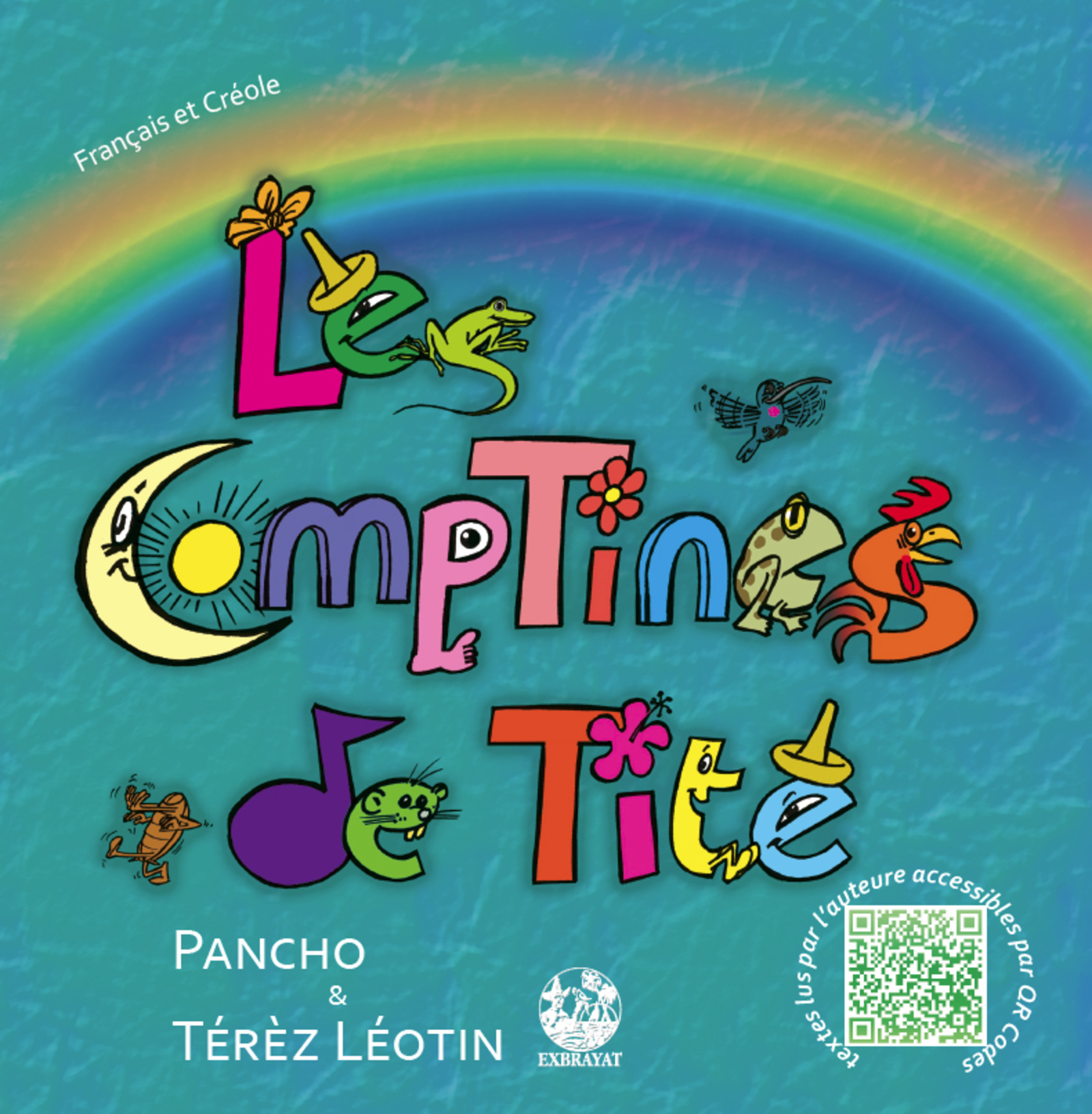 Les Comptines De Tité Térèz Leotin Livre Ebook Epub