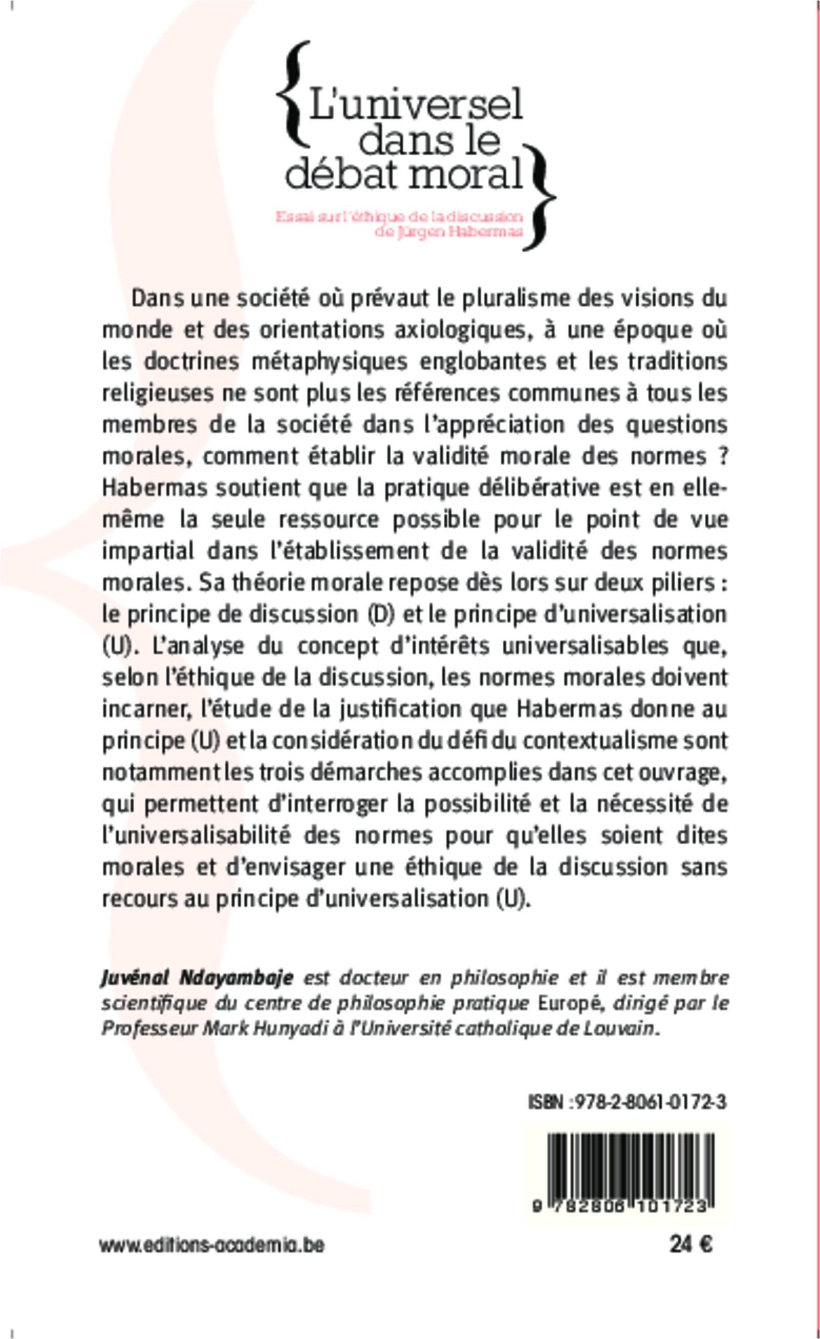 habermas morale et communication pdf