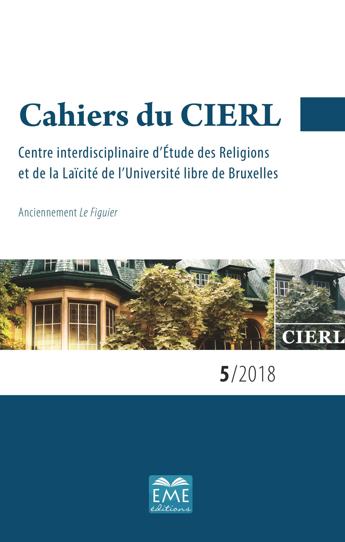 Cahiers du CIERL 5