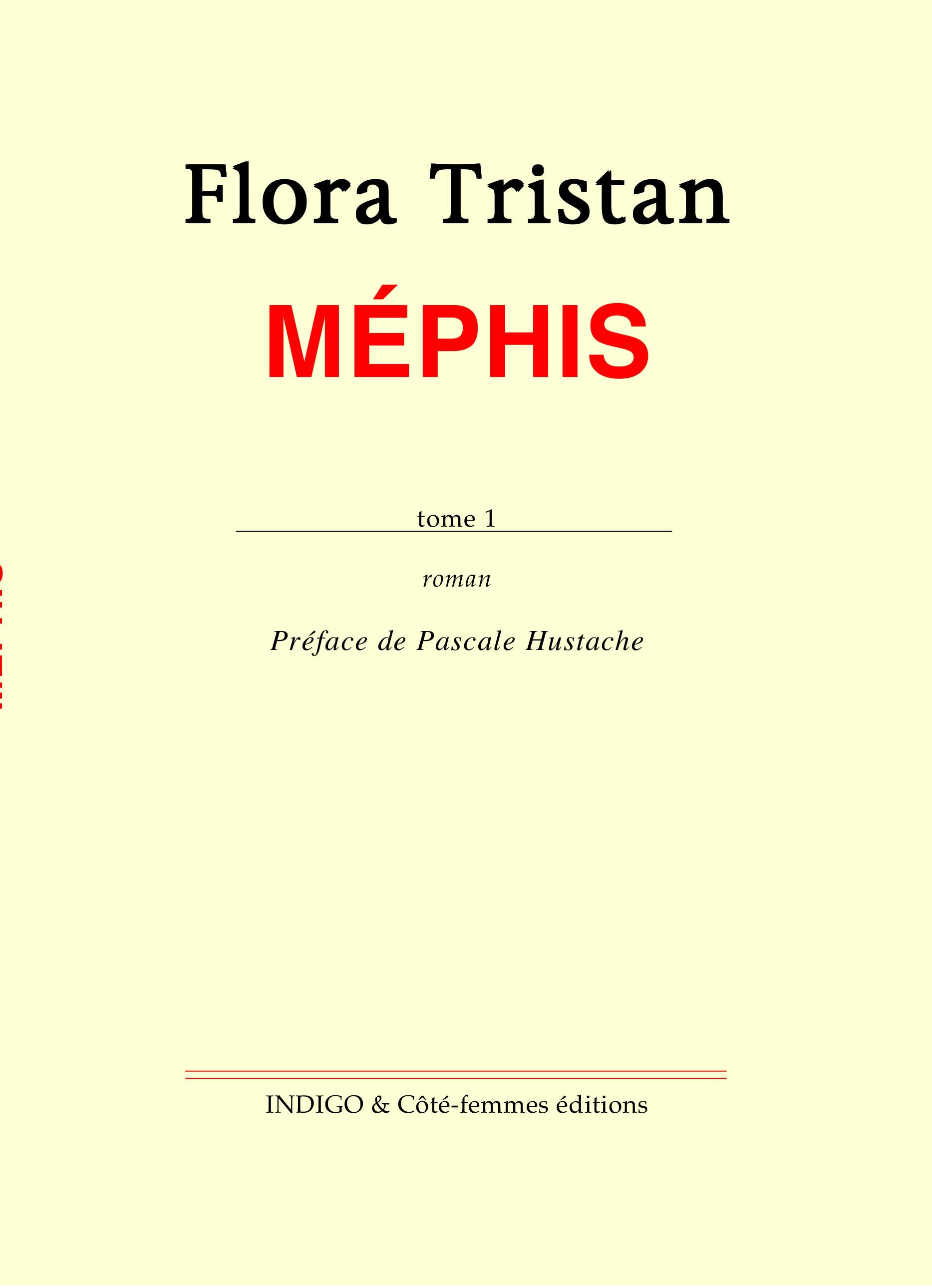 Méphis (Tome 1)