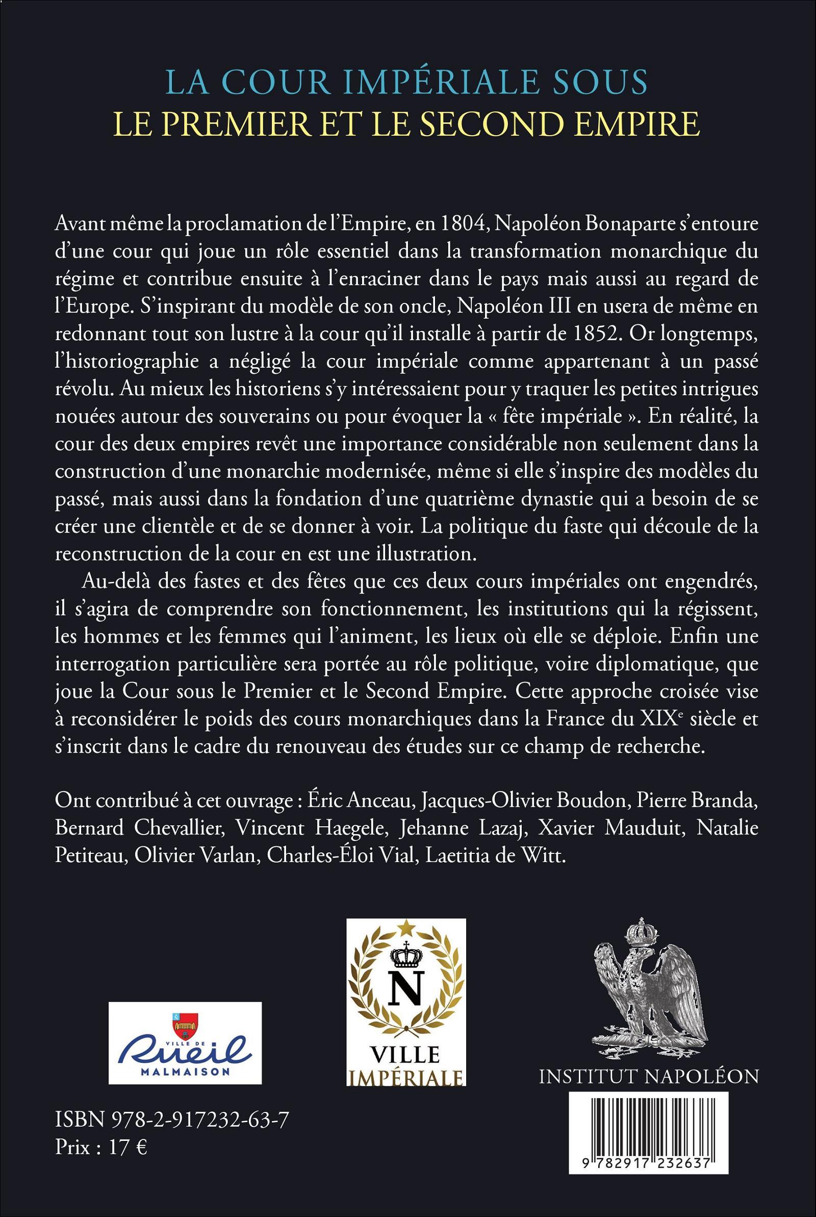 Bonaparte vu par les mémorialistes français : une image à facettes