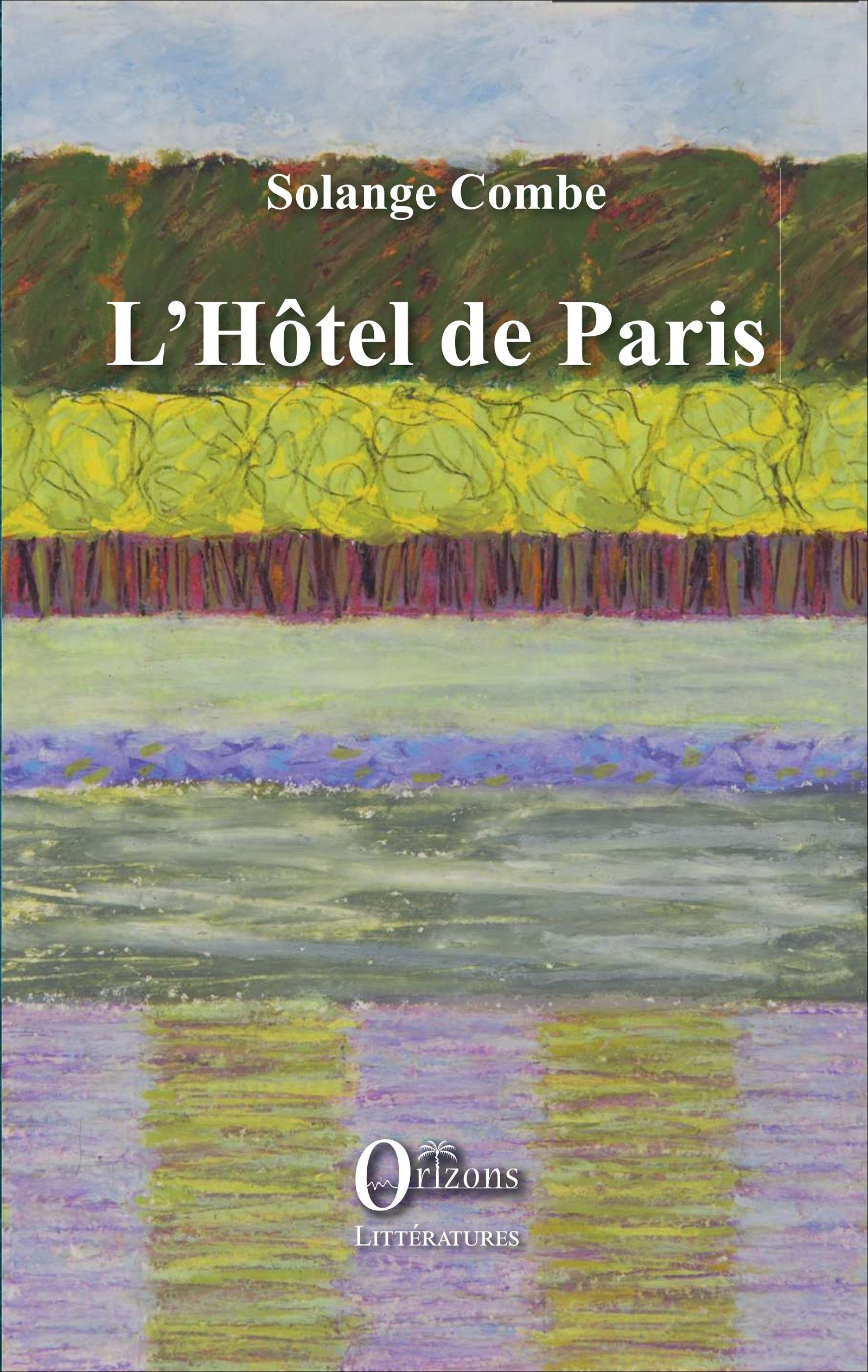 De Livre L'hôtel Solange Combe Epub Paris Ebook TwnP4Rvq